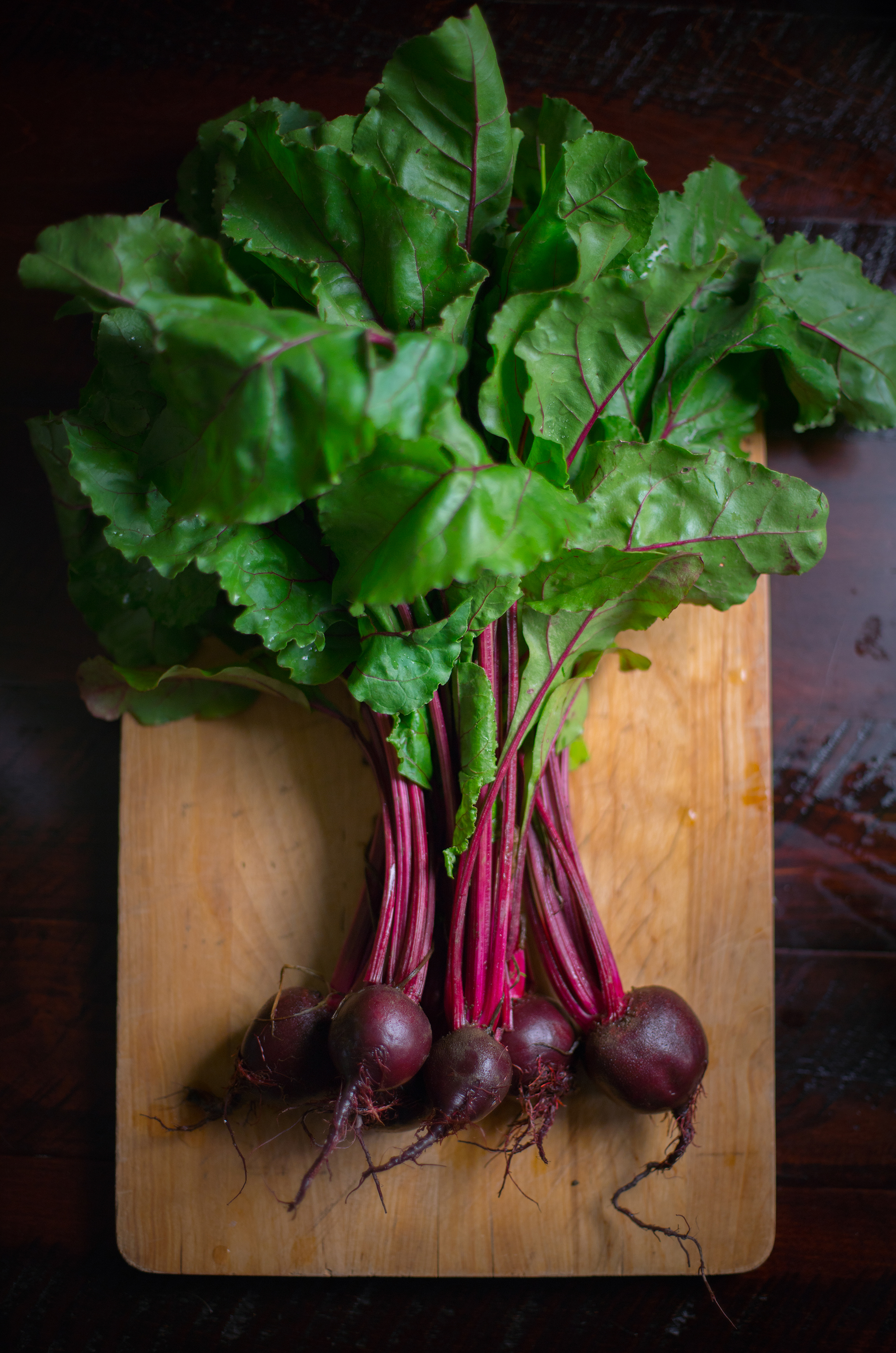 Local Beets at The Tailor and The Cook
