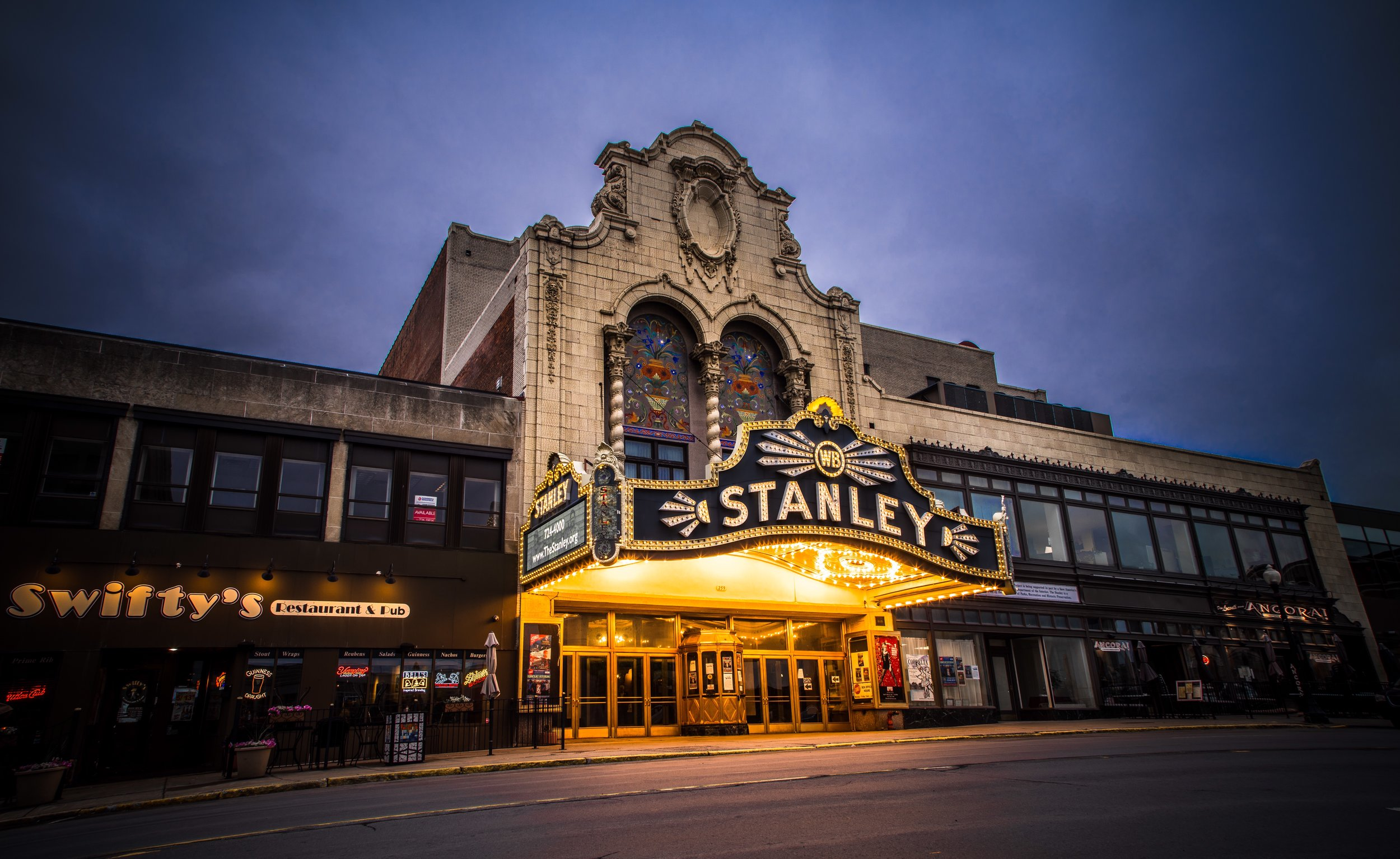 The Stanley Theater