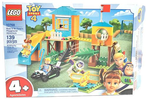 Buzz & Bo Peep's Playground Adventure (10768)