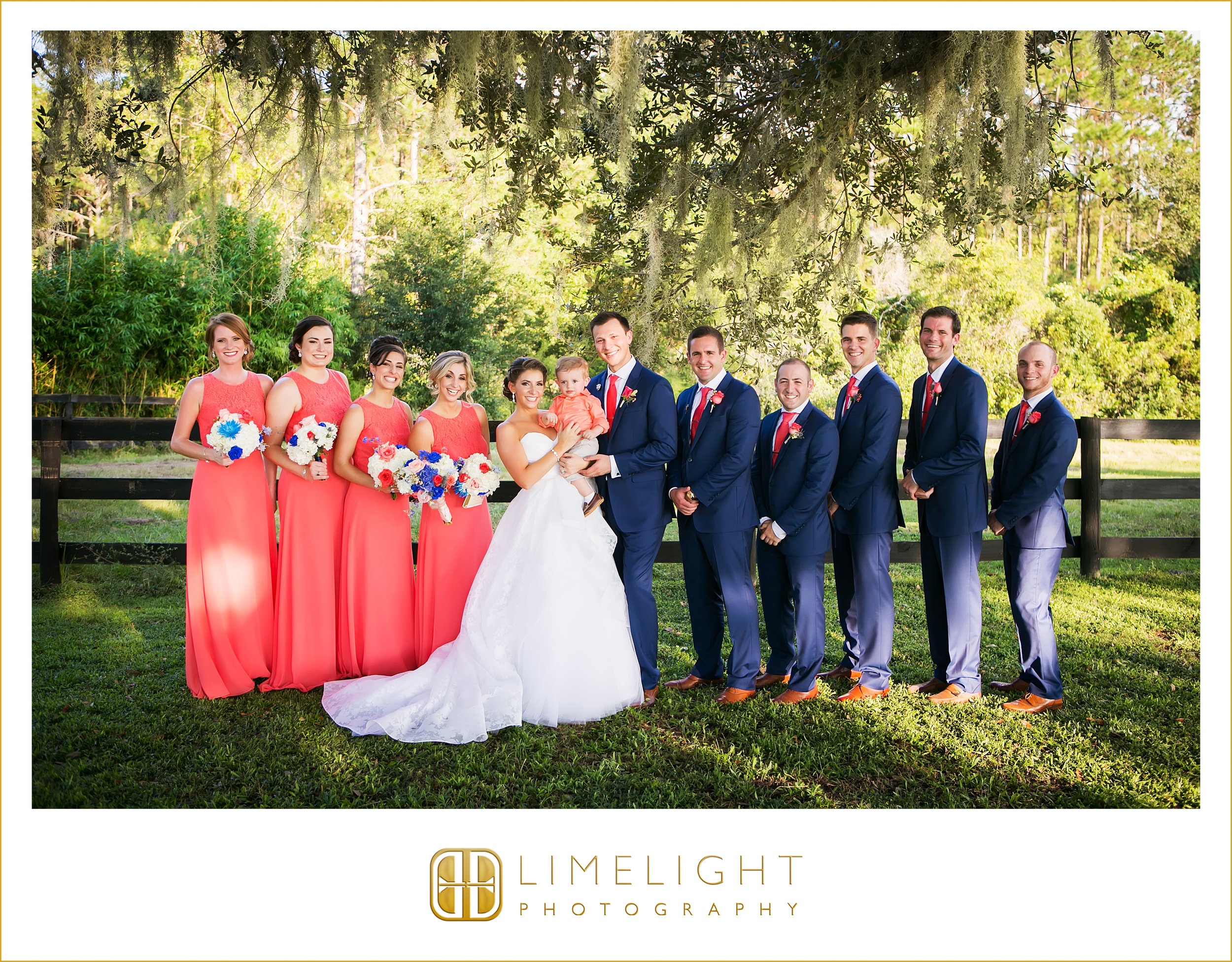 Portraits | Bridal Party | Wedding