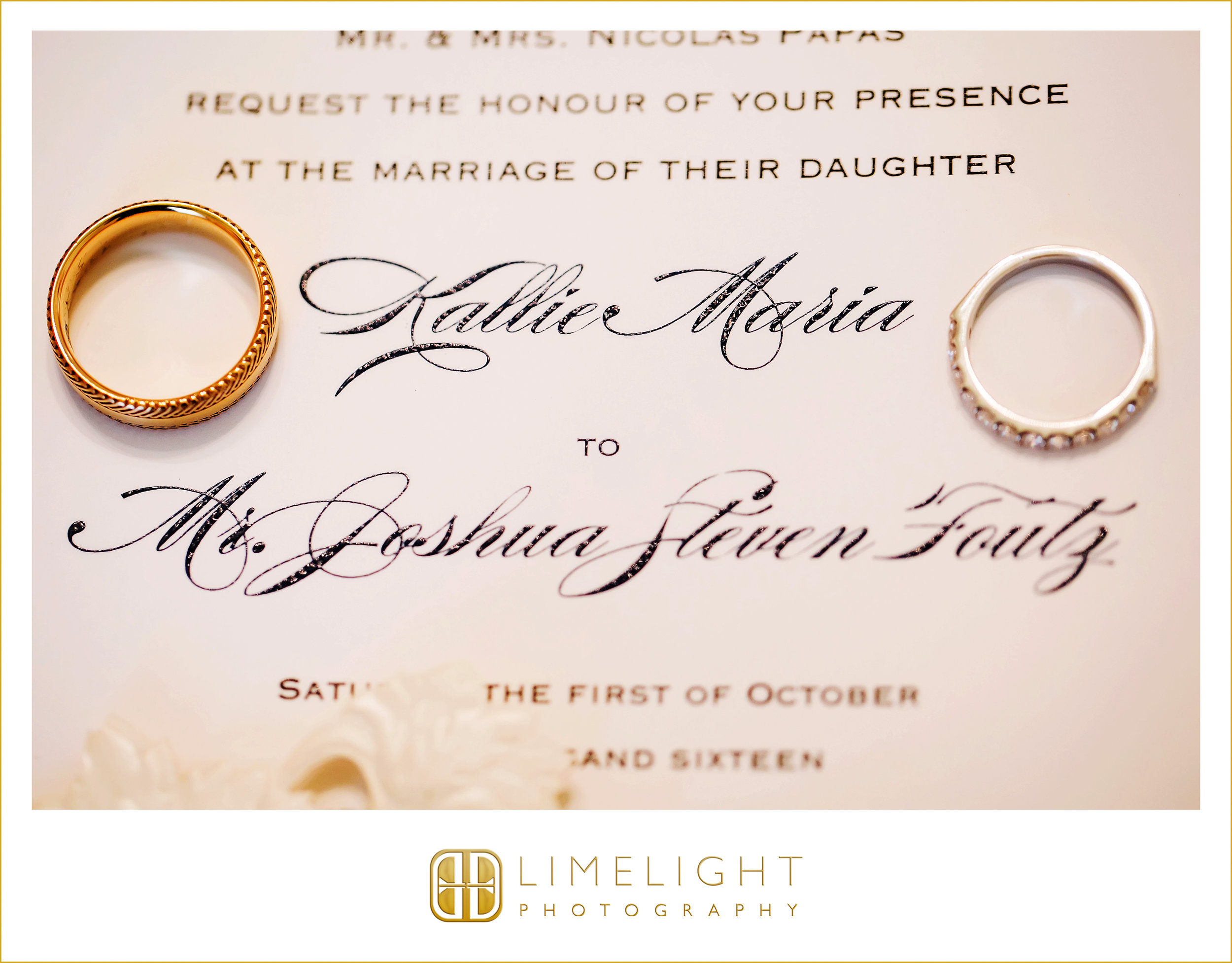 Rings | Invitations | Wedding