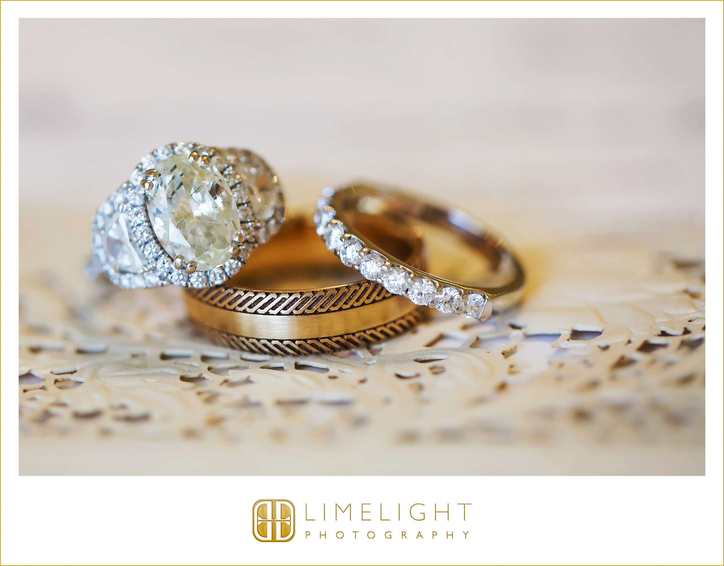 Rings | Bride & Groom | Wedding