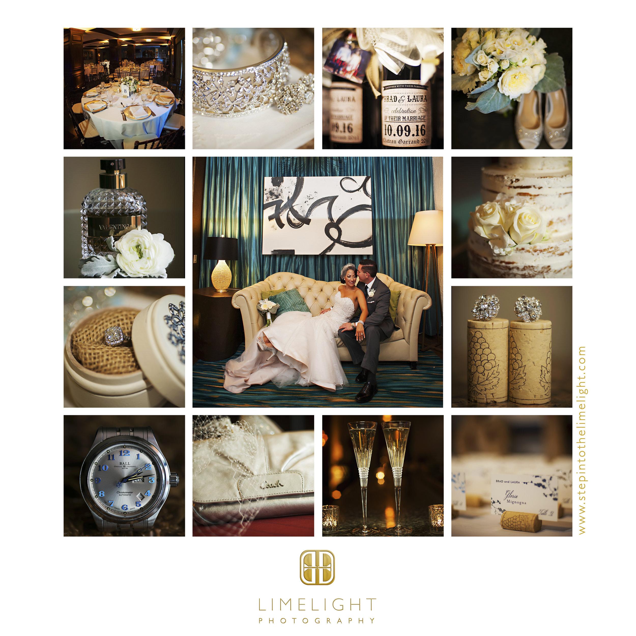 Wedding | Bride | Groom | The Vinoy Renaissance | St, Petersburg | Florida | Step Into The Limelight | Limelight Photography