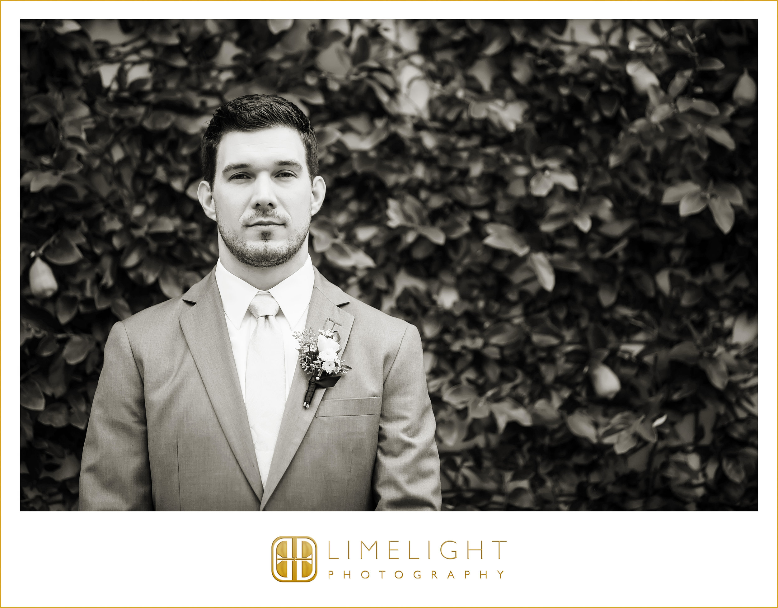 Portrait | Groom | Wedding