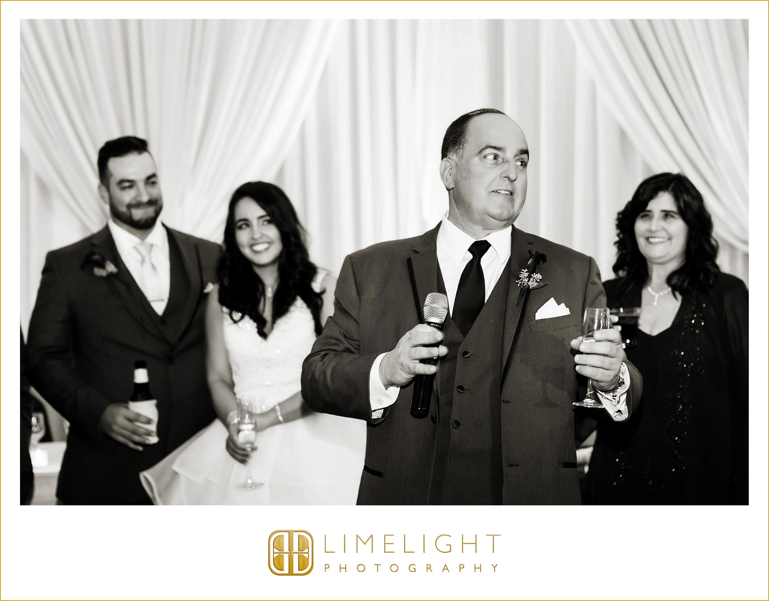 Toasts | Reception | Wedding
