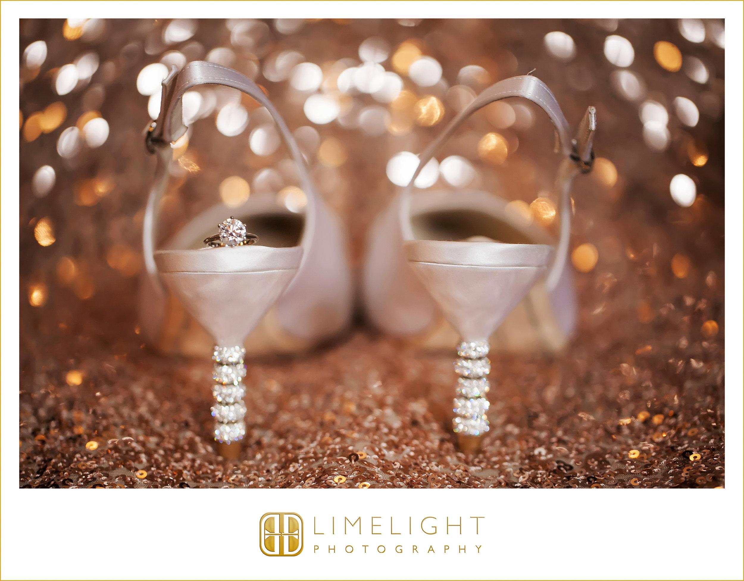 Heels | Rings | Wedding
