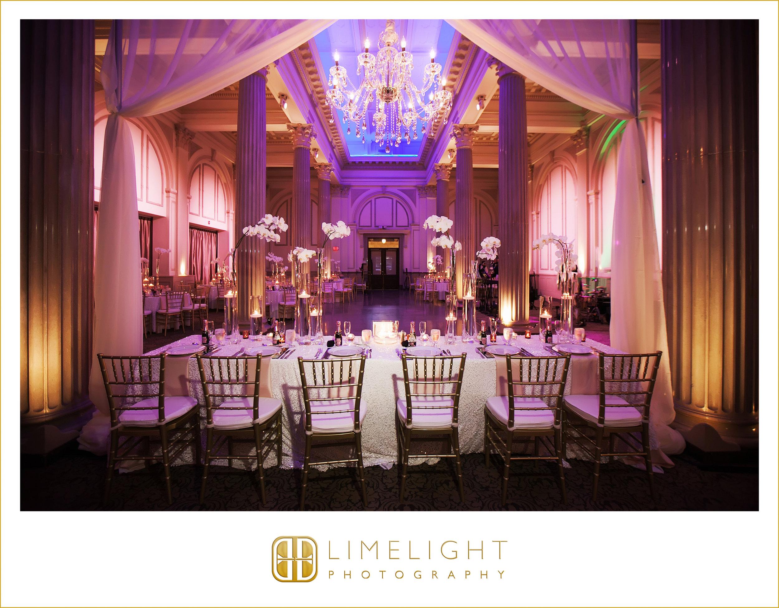 Reception | Venue | Wedding