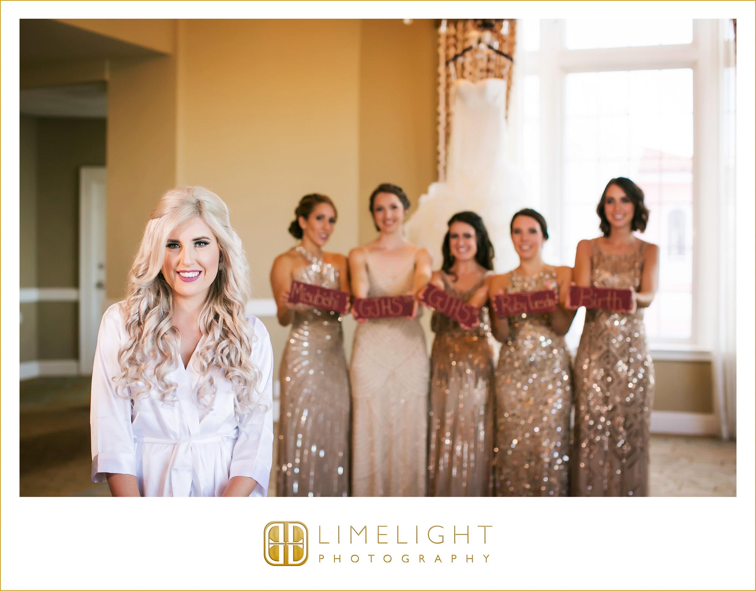 Bride   Bridesmaids   Wedding