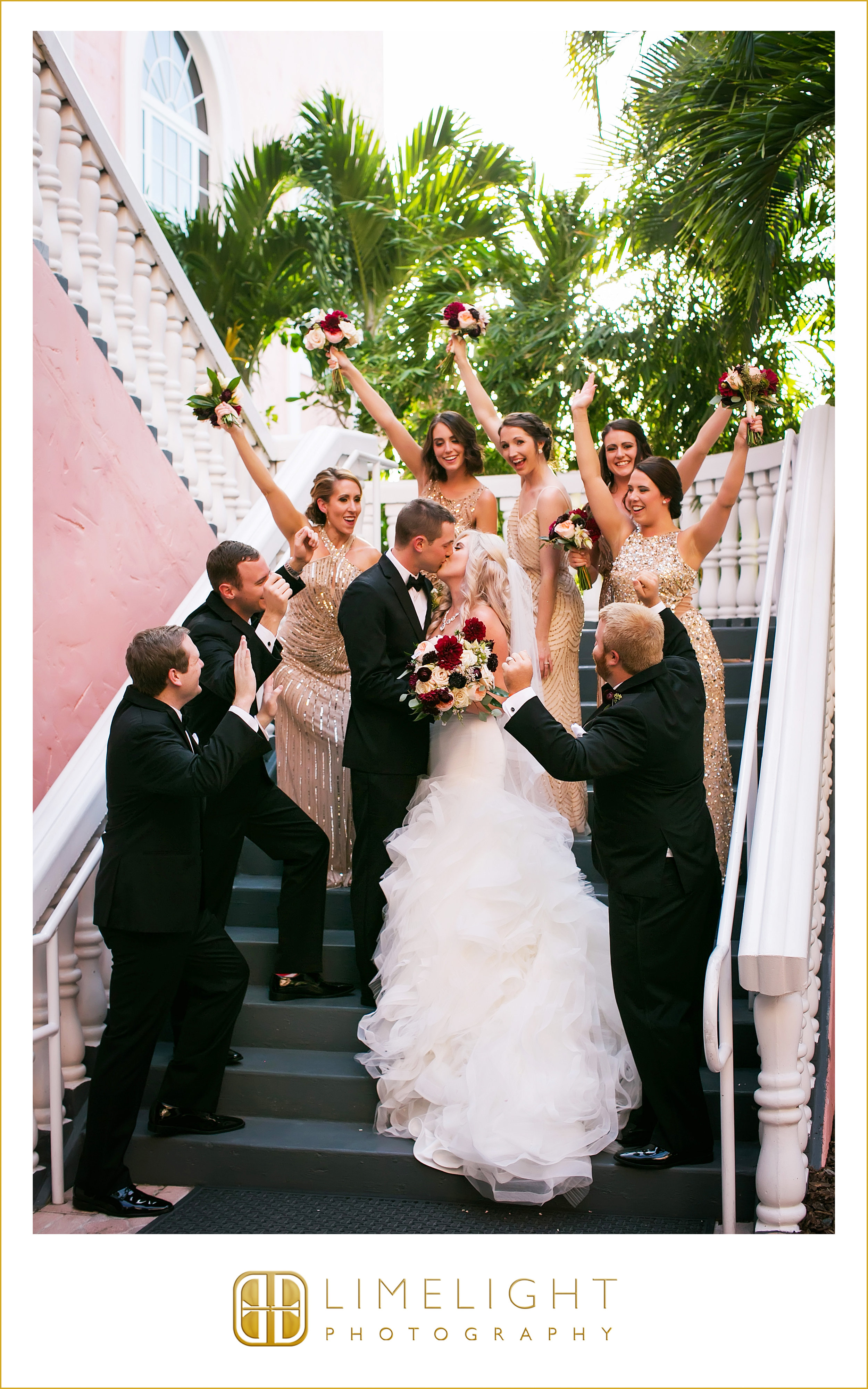 Portraits   Bridal Party   Wedding