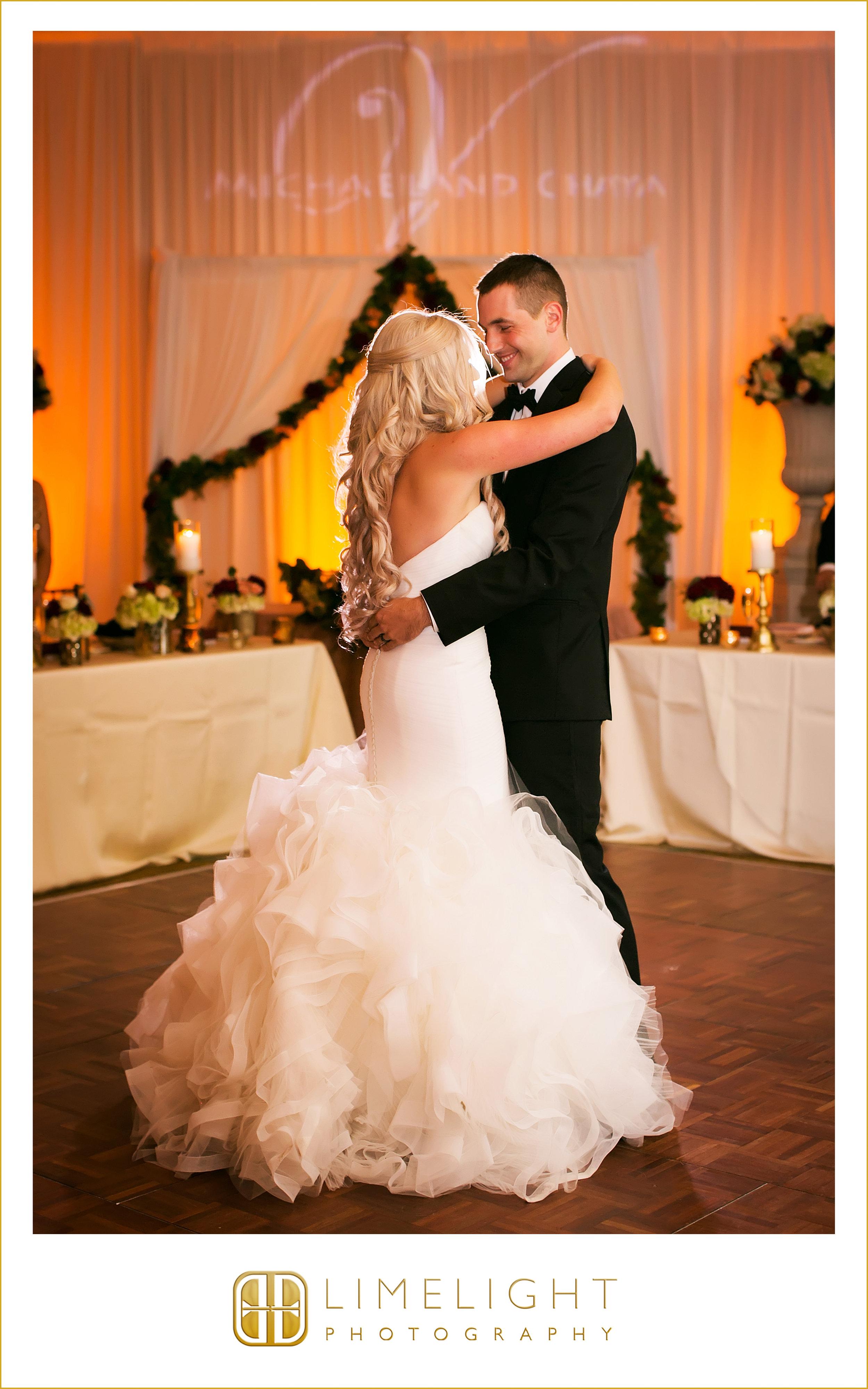 First Dance   Reception   Wedding