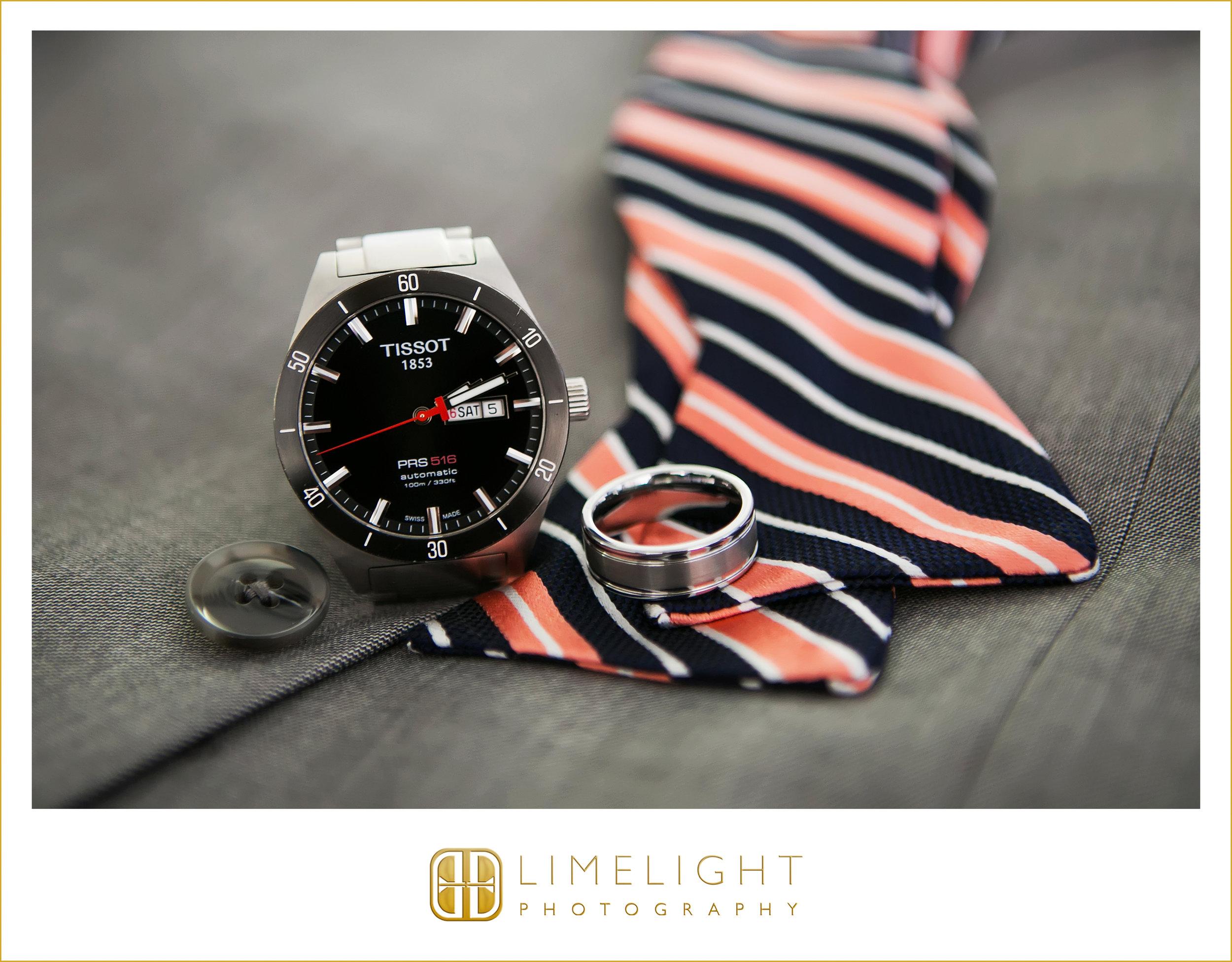 Watch | Tie | Groom