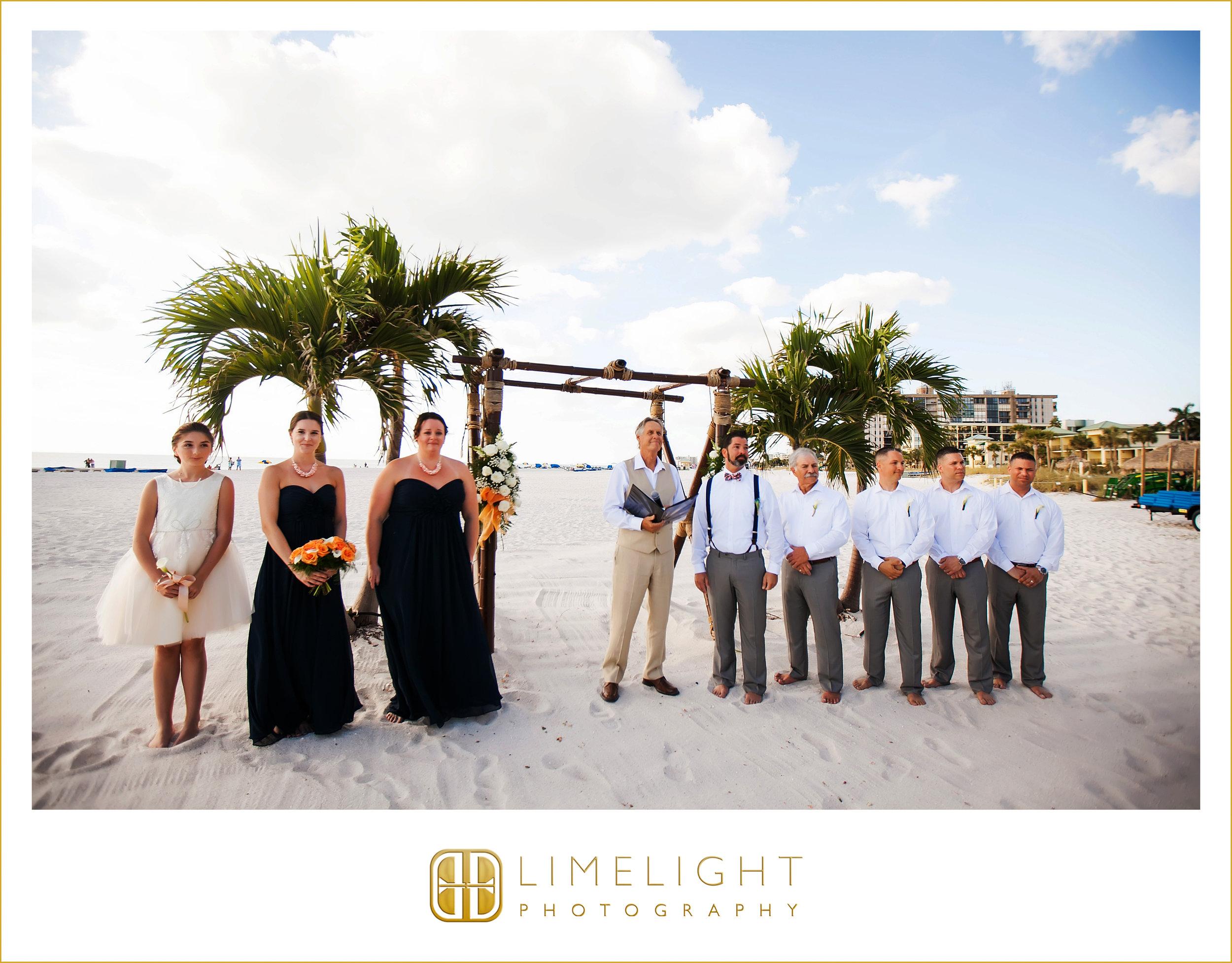 Bridal Party | Ceremony | Wedding