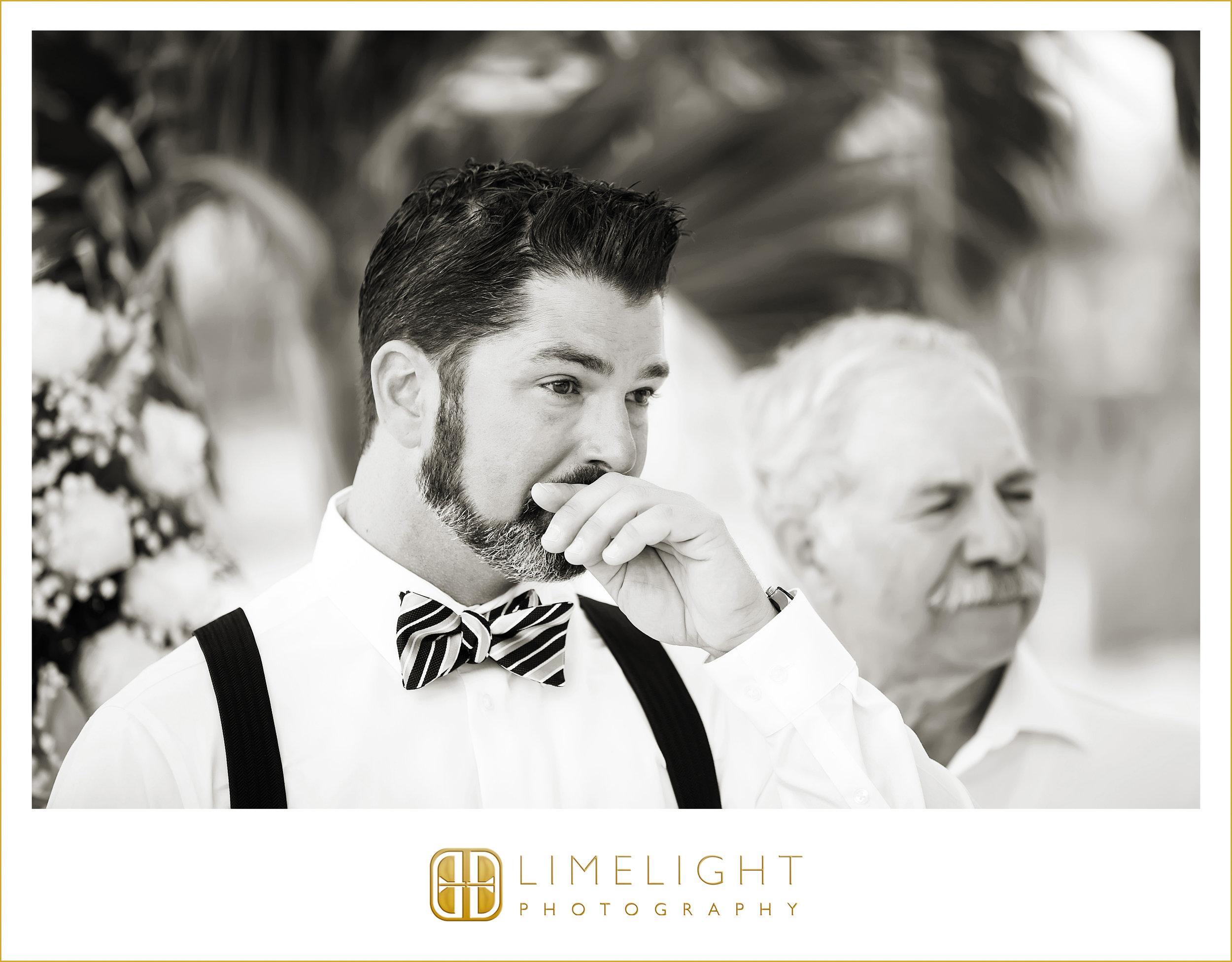 Groom | Ceremony | Wedding