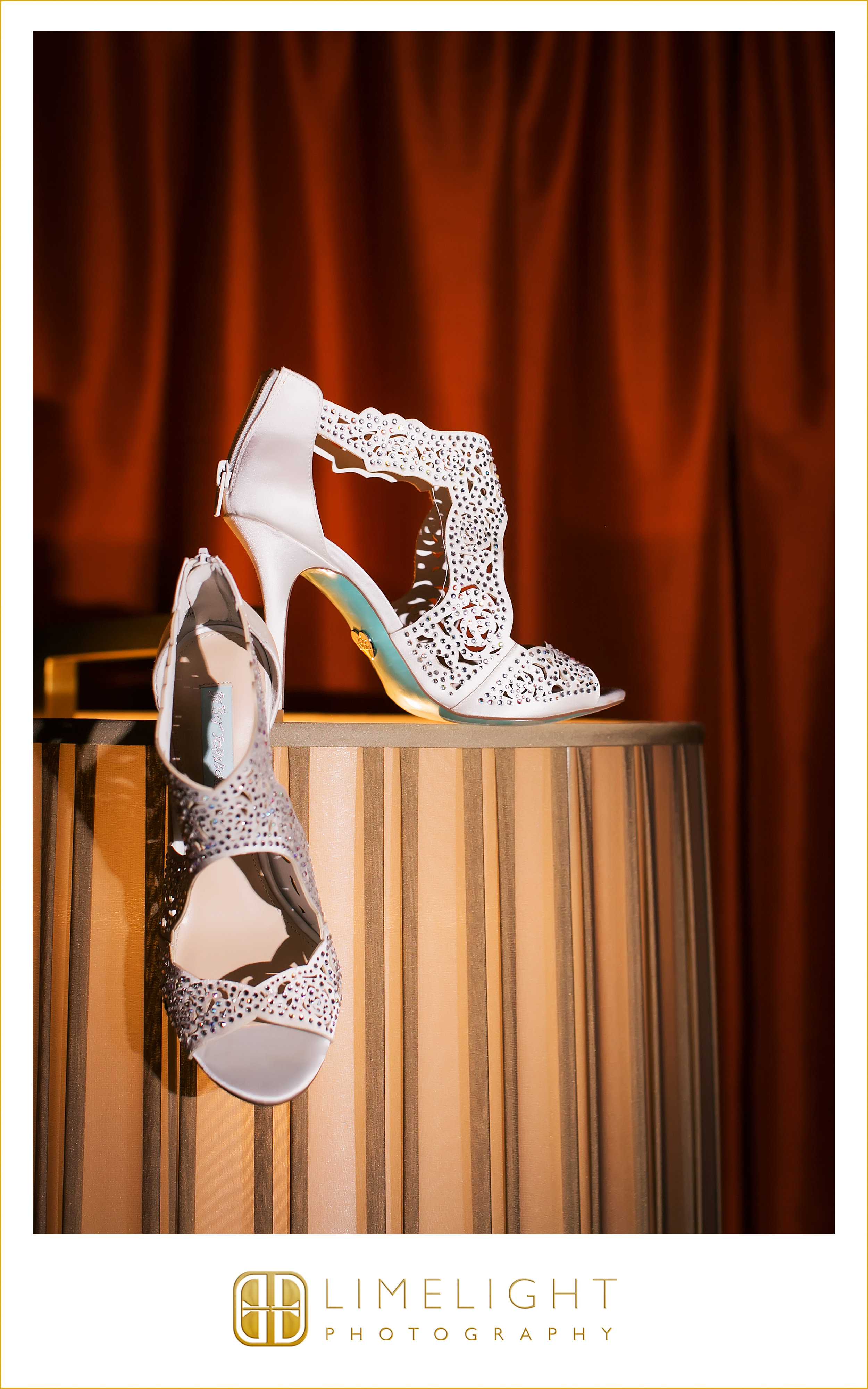 Heels | Bride | Wedding