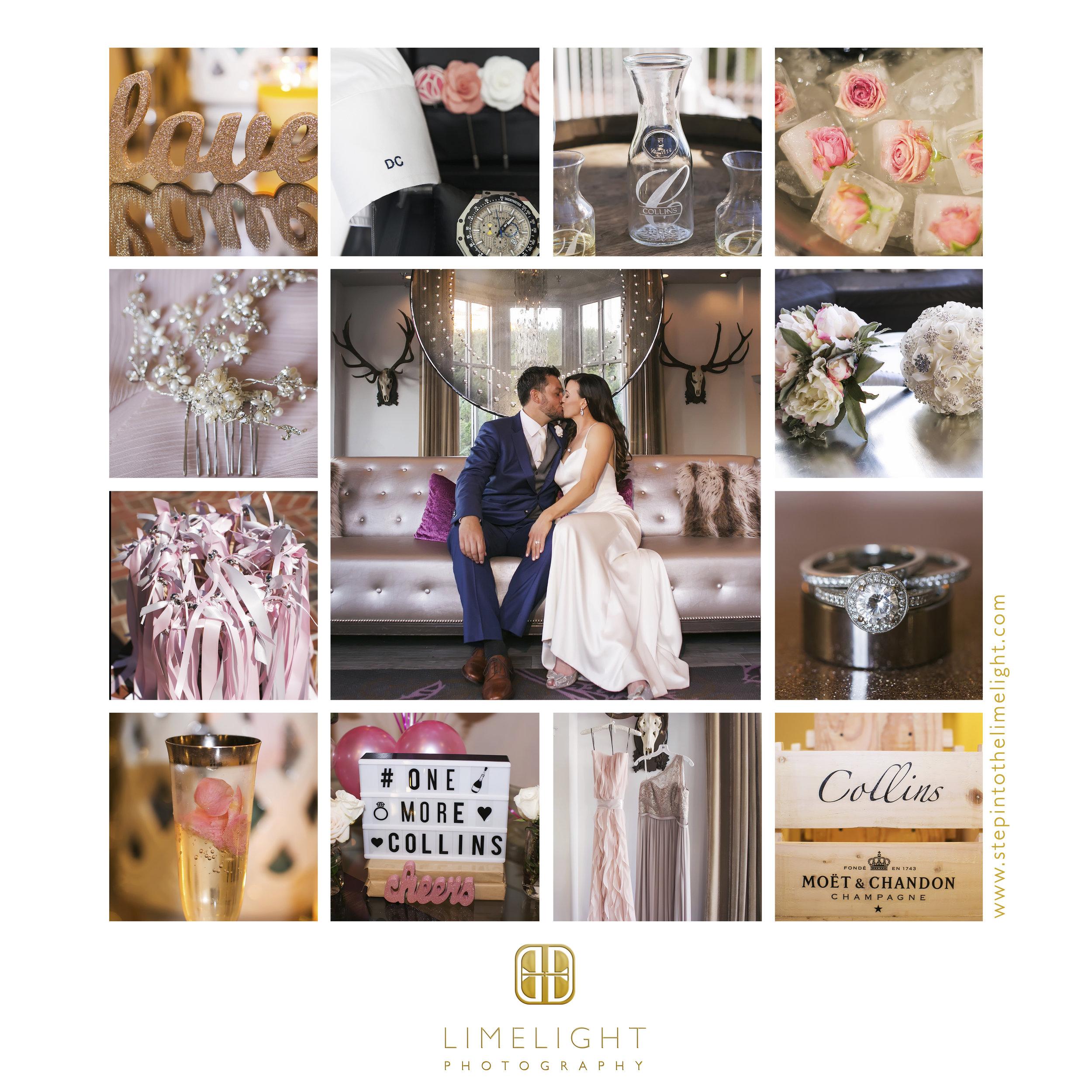 Wedding | Bride | Groom | Cypress Grove Estate House | The Castle Hotel | Orlando | Florida | Step Into The Limelight | Limelight Photography