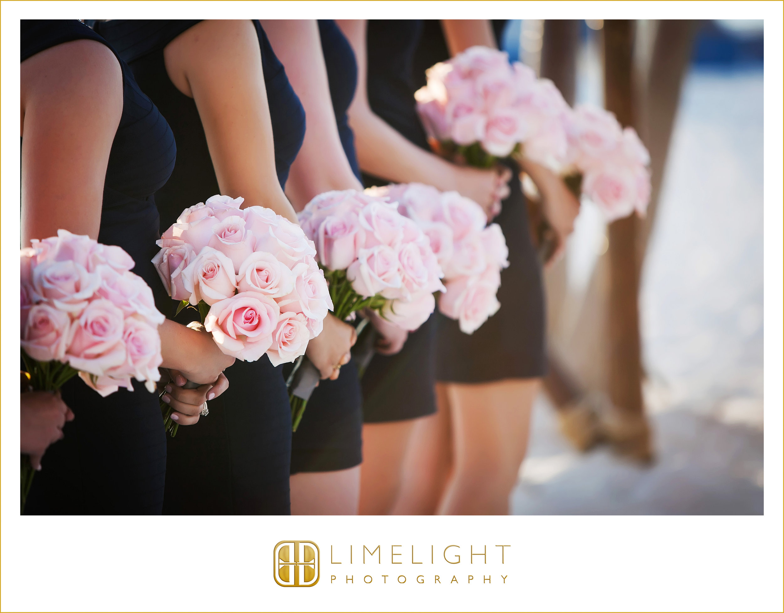 Bridesmaids | Flowers | Wedding