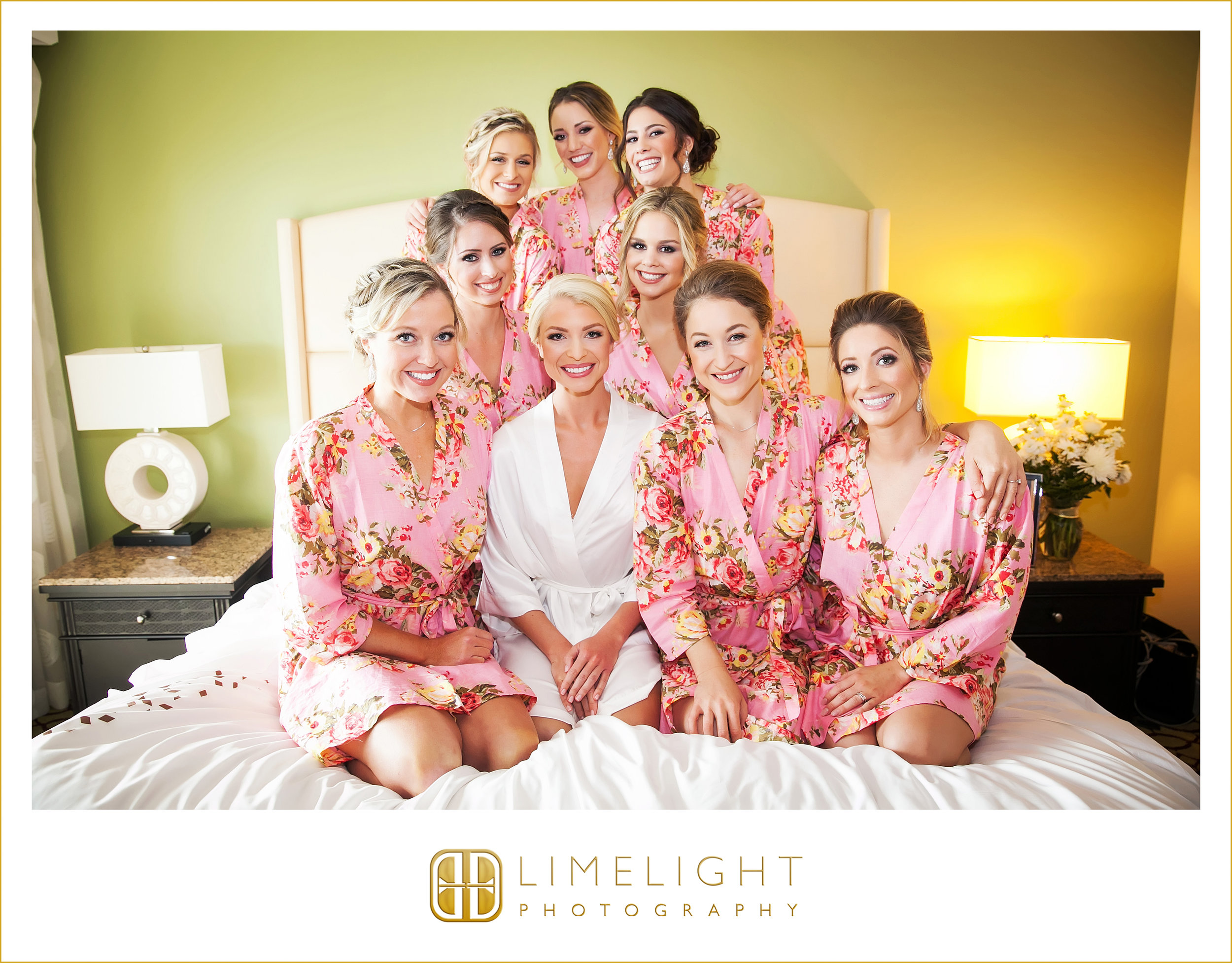 Bridal Party | Robes | Wedding
