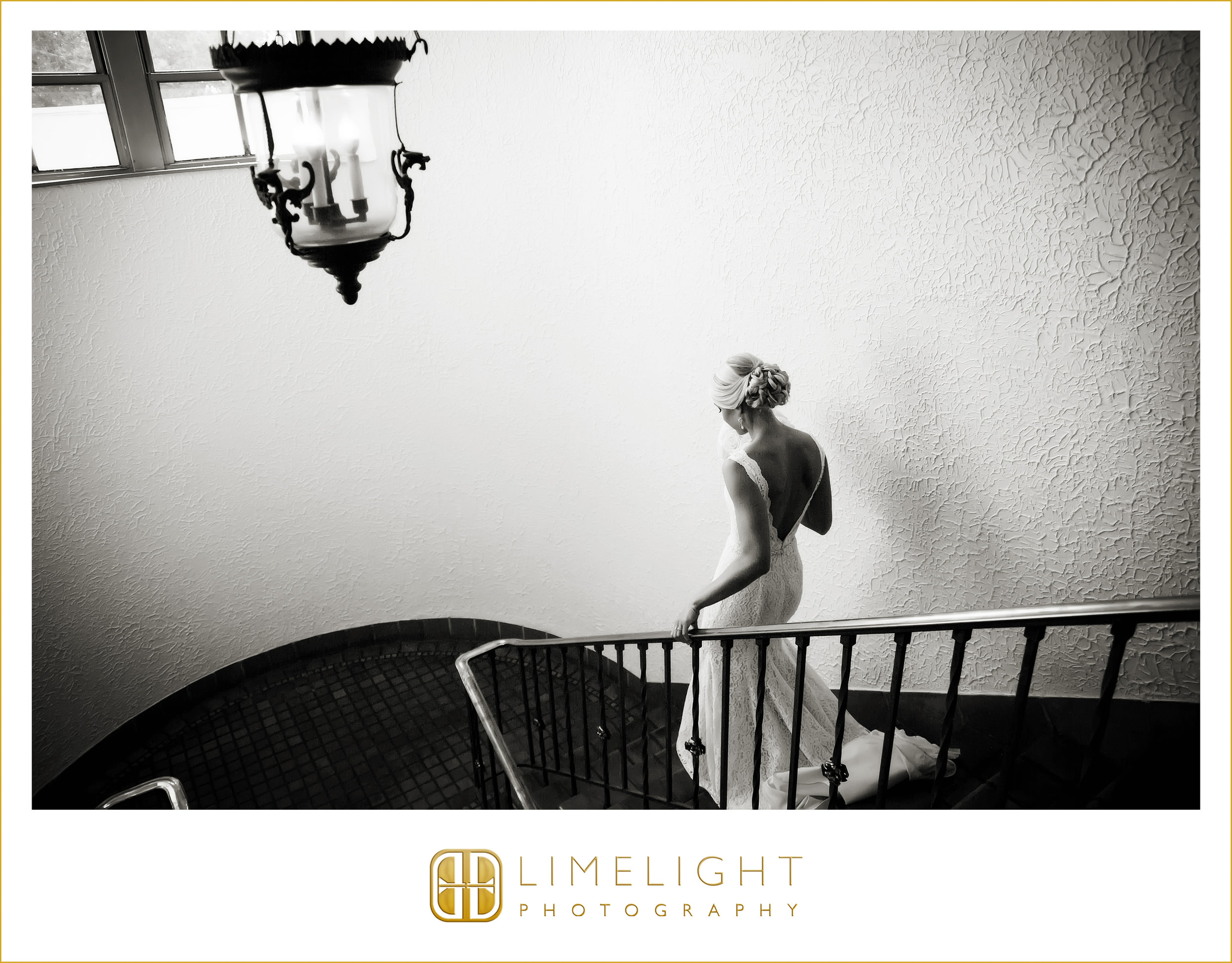 Stairs | Bride | Wedding