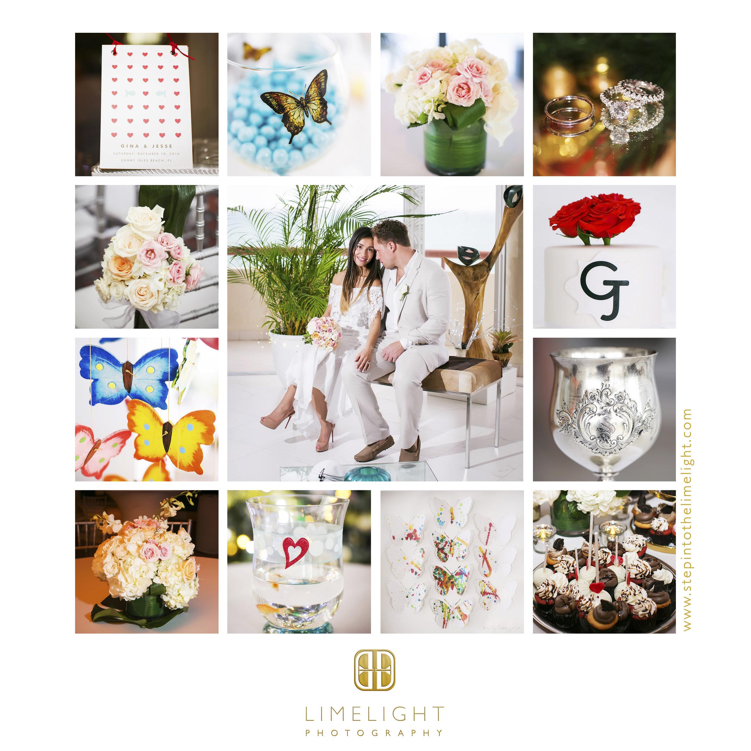 Bride | Groom | Wedding | Sunny Isles | Miami | Florida | Limelight Photography | Step Into The Limelight