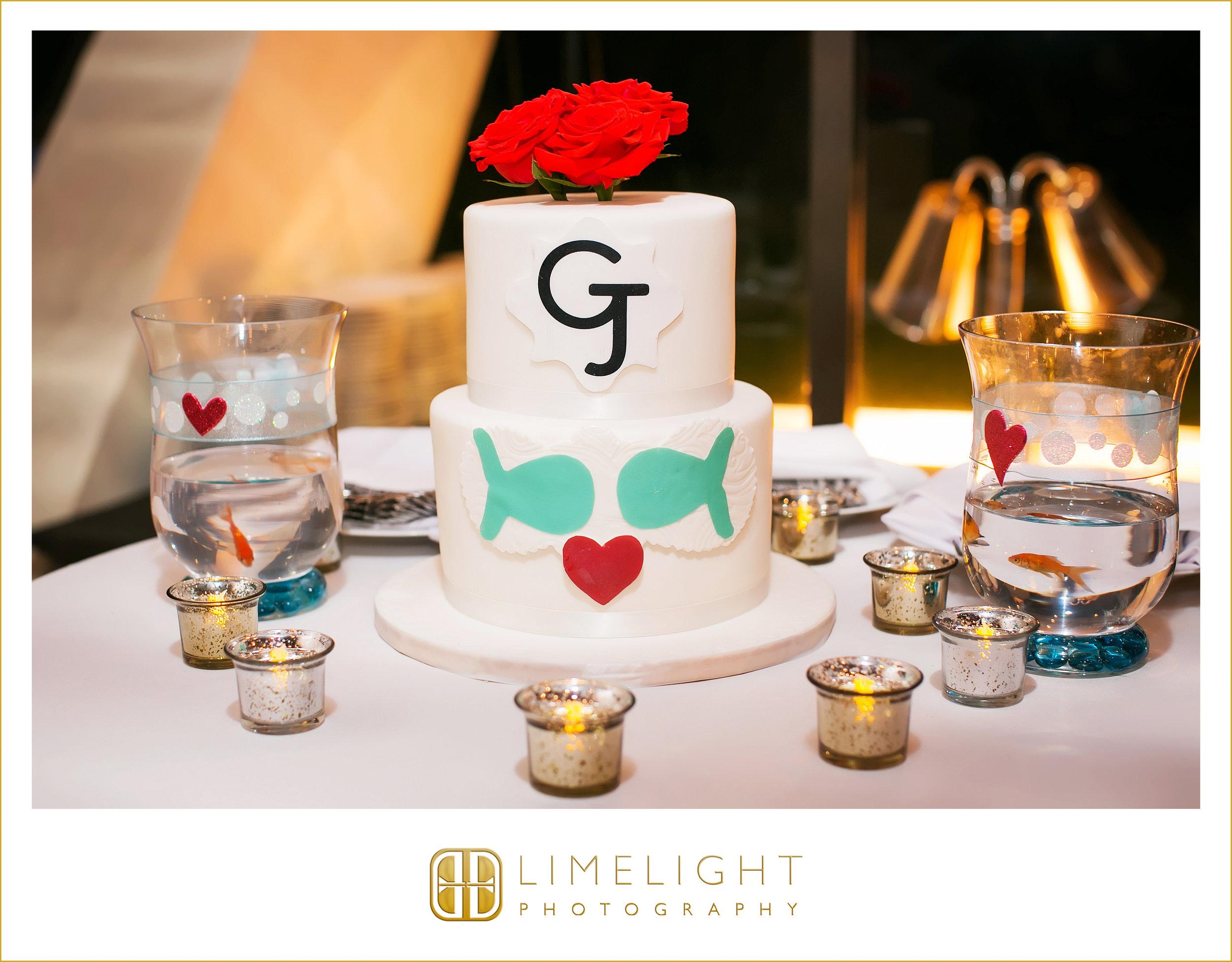 Cake | Fish | Wedding