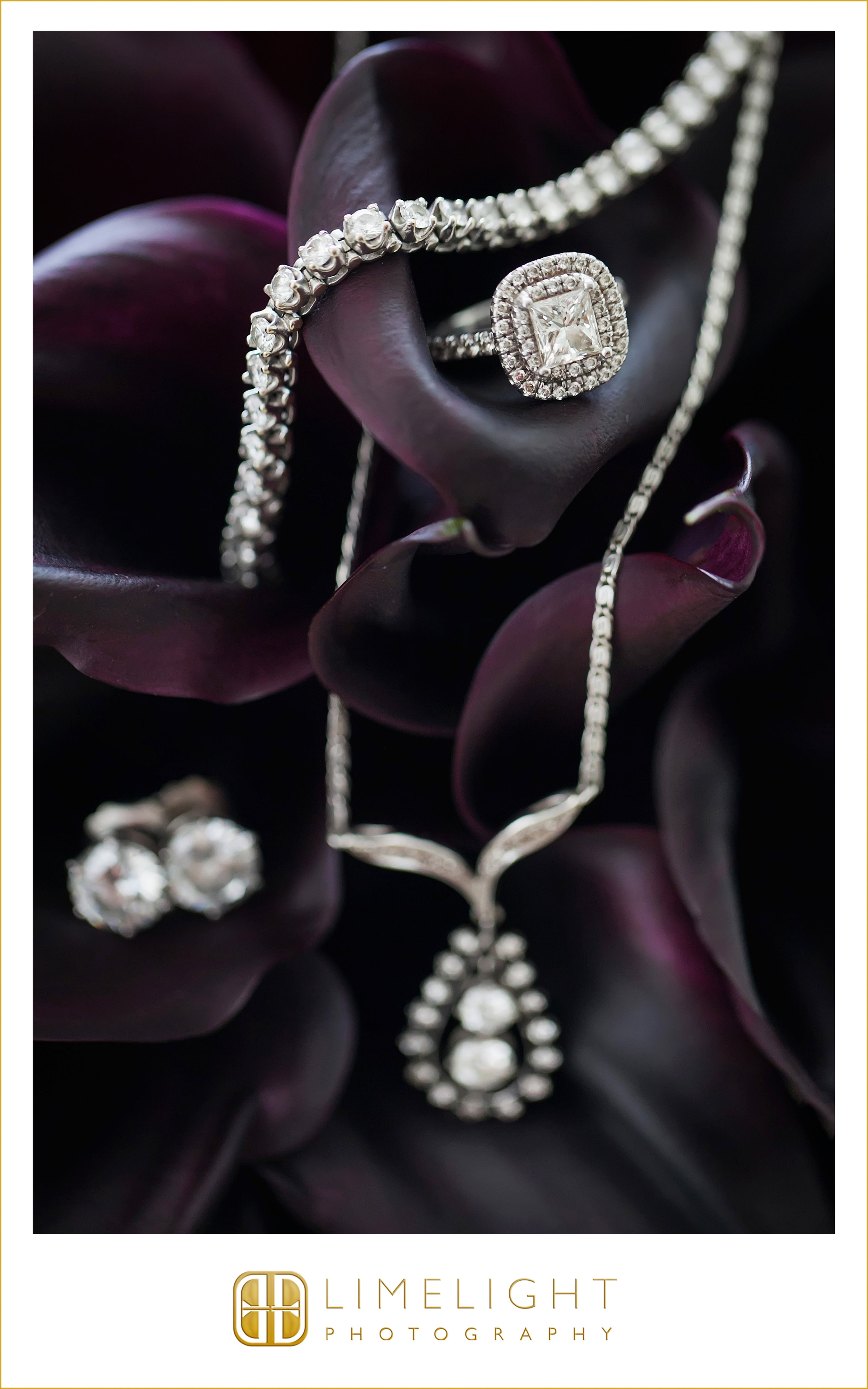 Jewelry | Flowers | Wedding