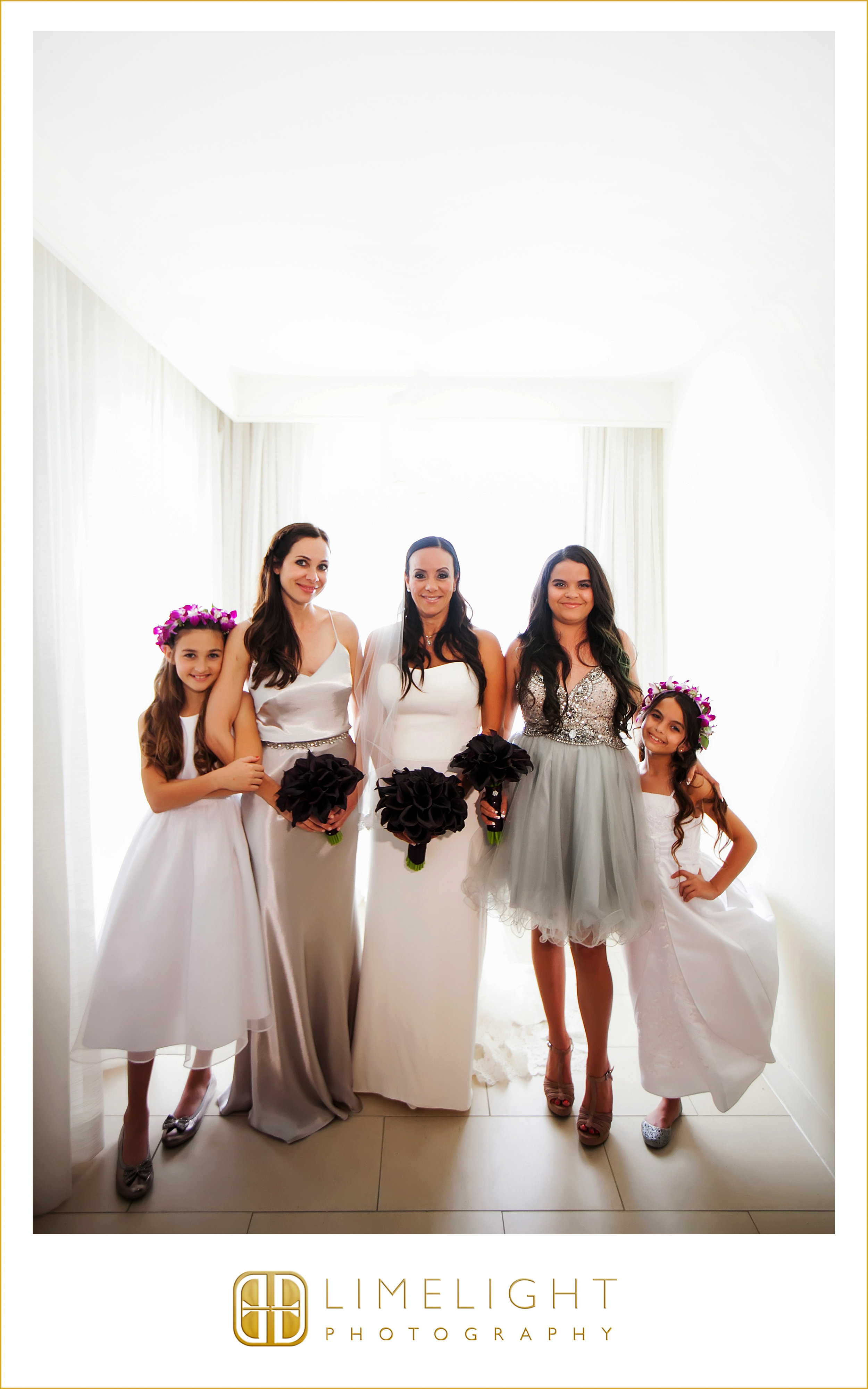 Bride | Bridal Party | Wedding