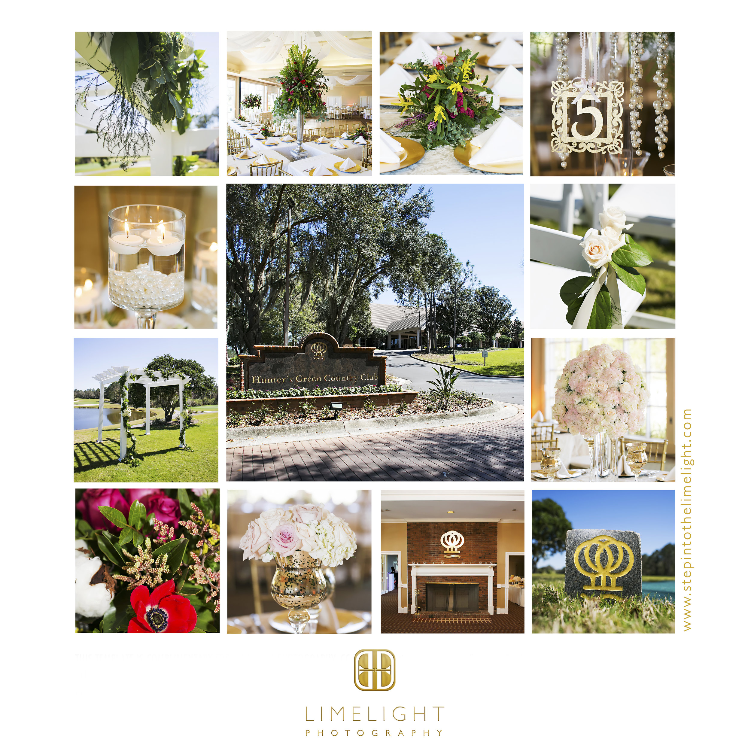 Wedding | Open House | Hunter's Green Golf & Country Club | Tampa | Florida