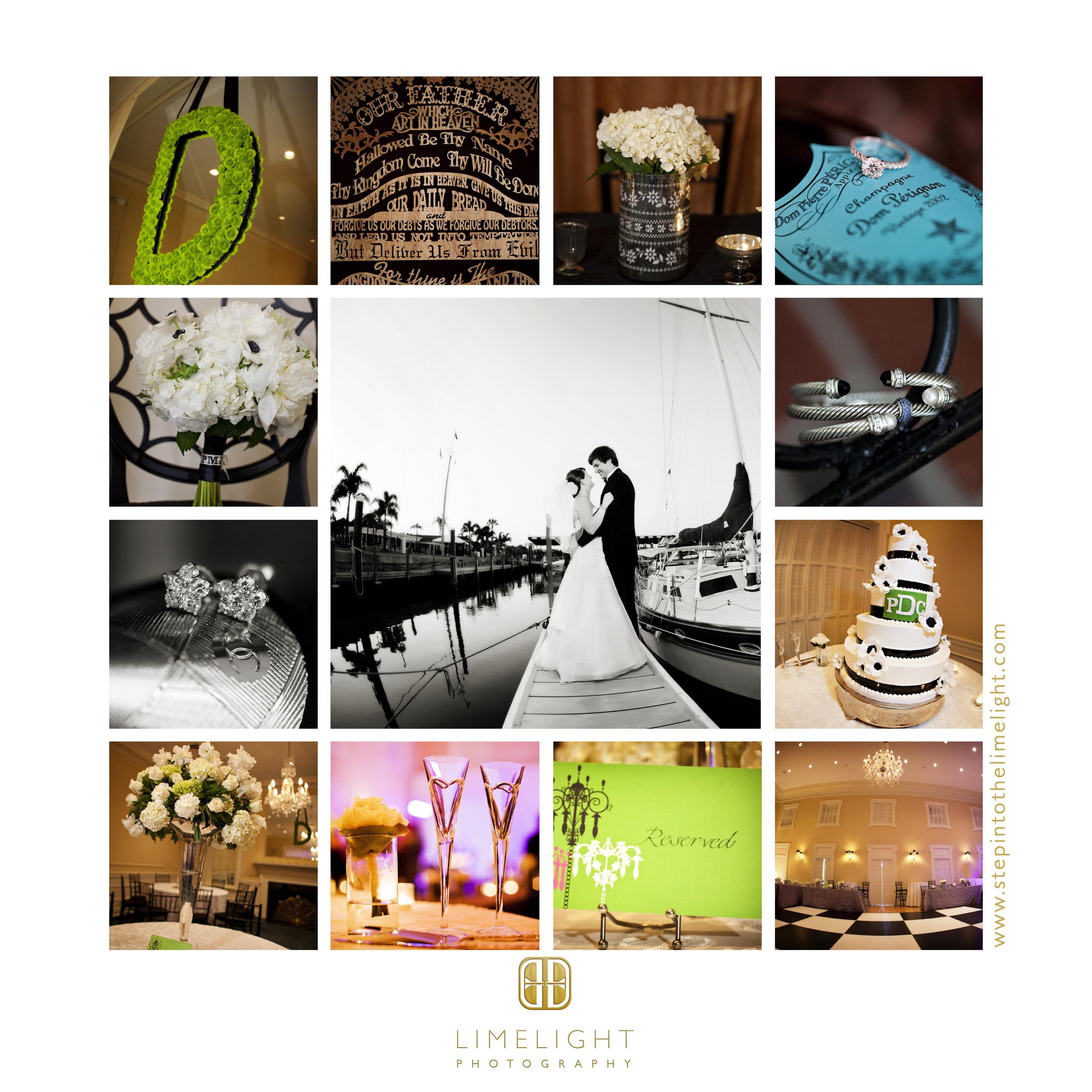 Bride | Groom | Wedding | Hilton Marina | Ft. Lauderdale | Florida