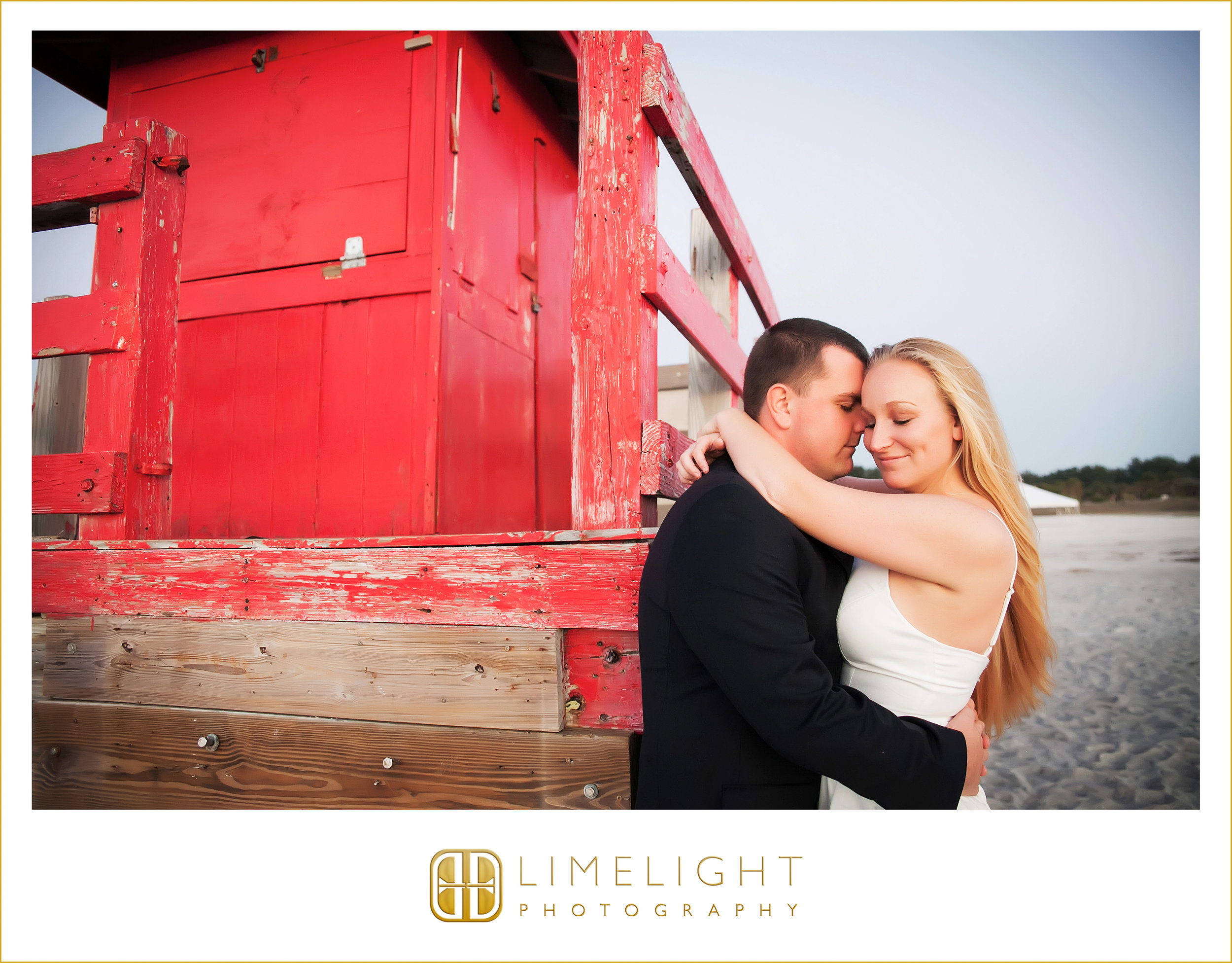 Bride | Fiance | Groom | Wedding | Engagement | Sand Key Park | Clearwater Beach | Florida