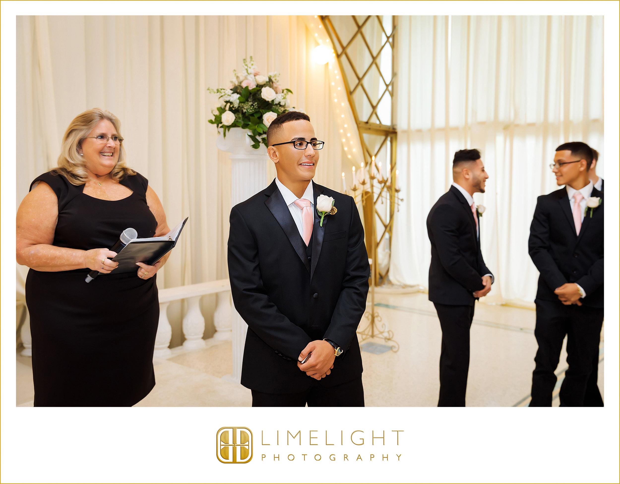 Groom | First Look | Wedding