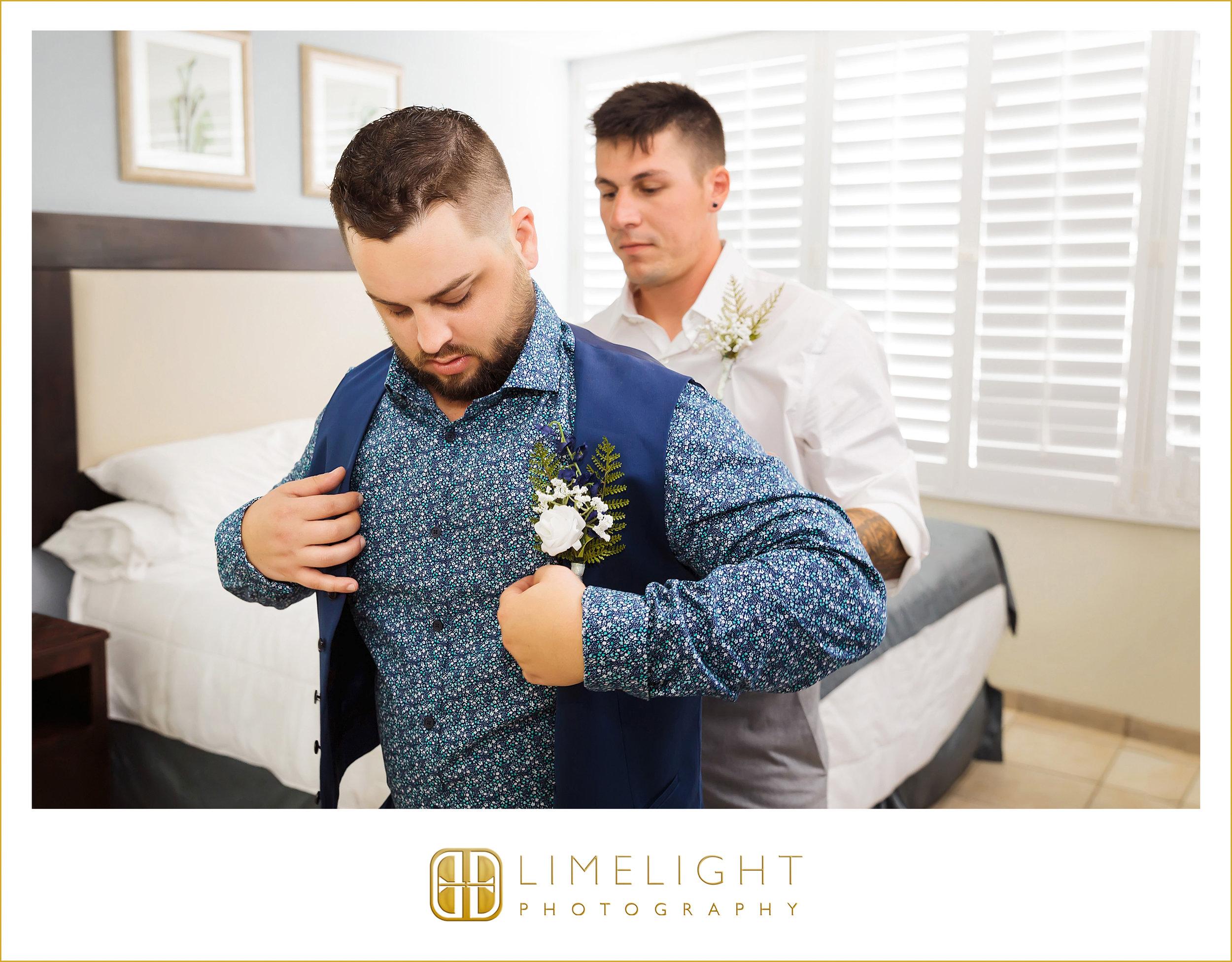 Getting Ready | Groom | Wedding