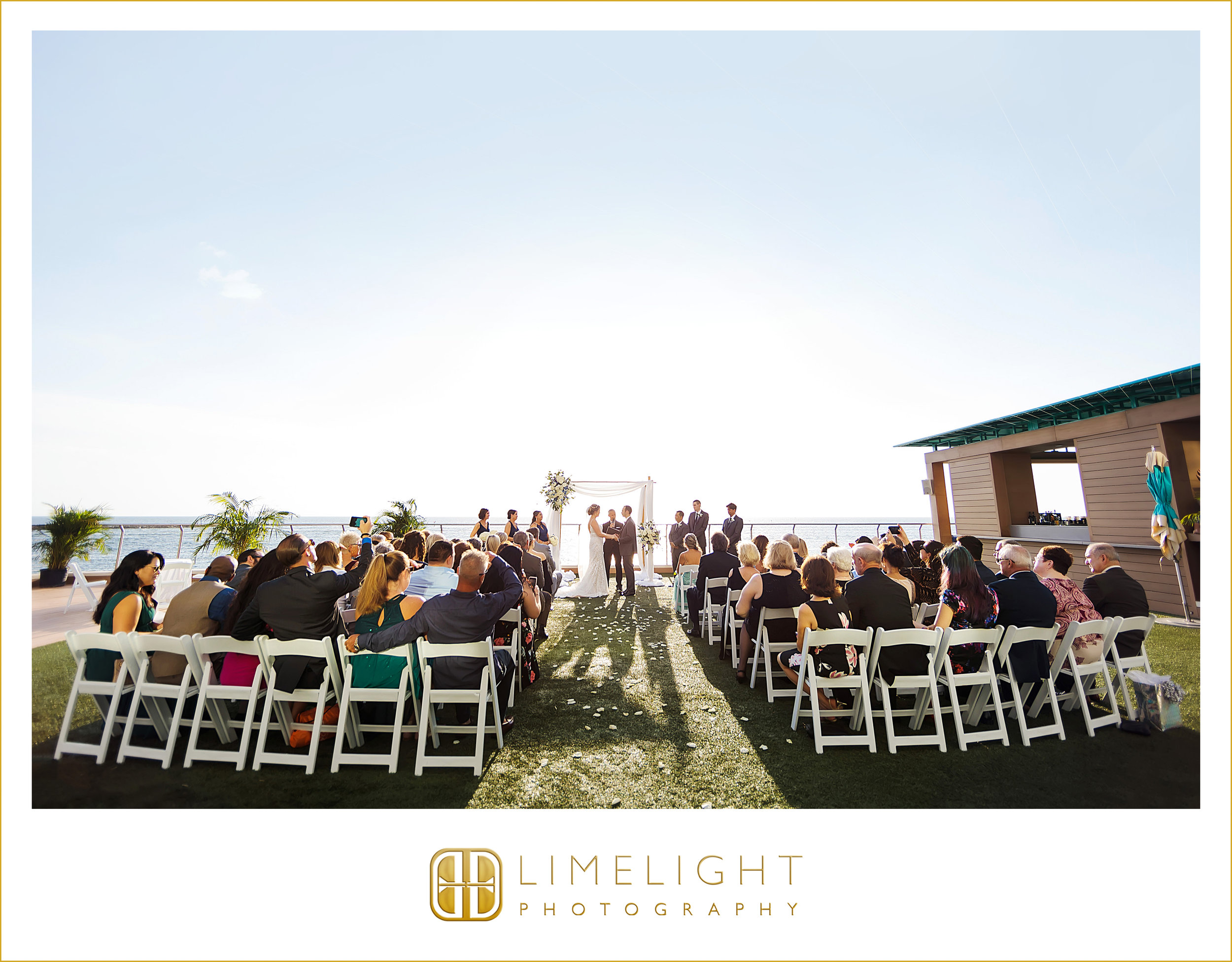 Ceremony | Mr. & Mrs. | Wedding