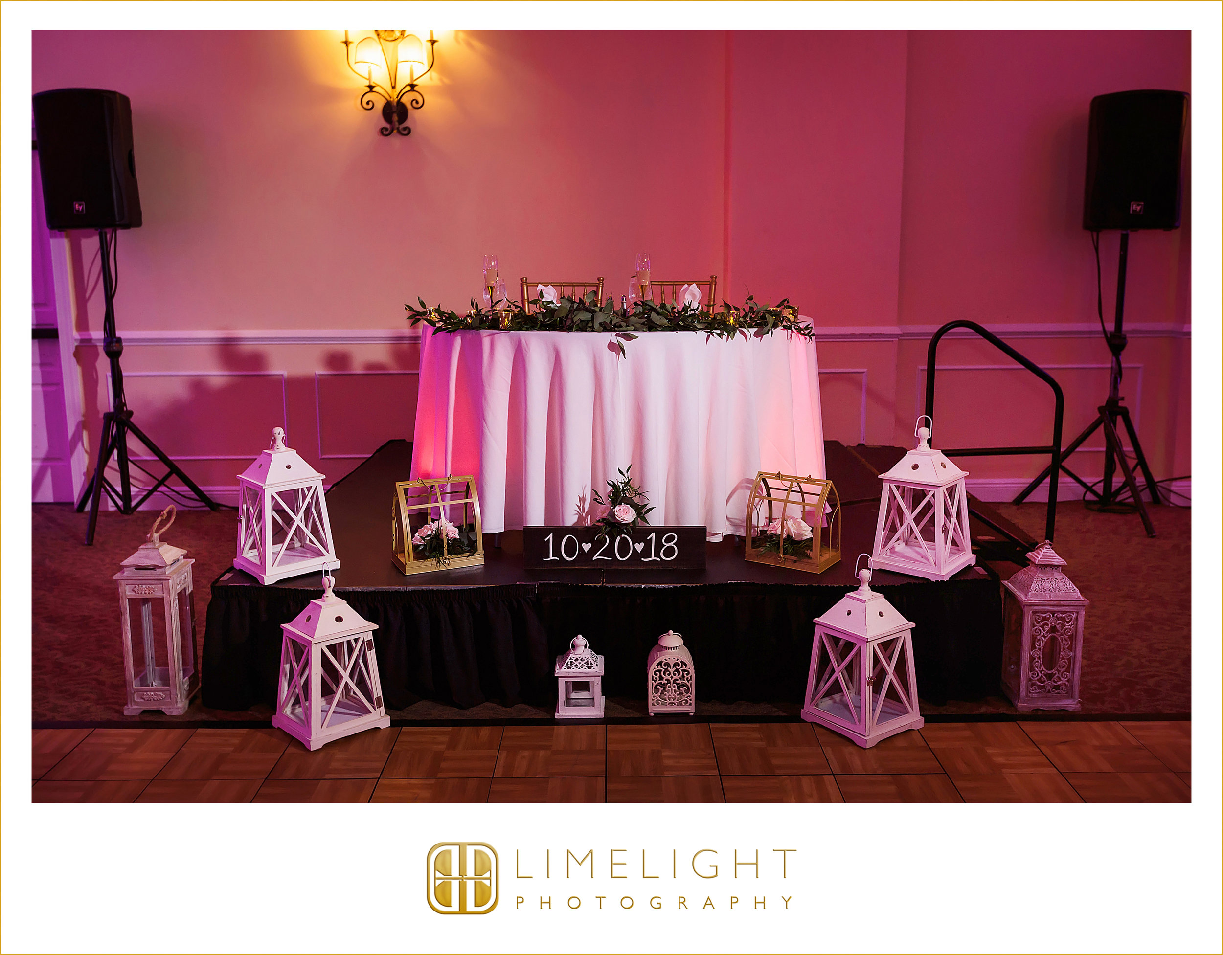 Reception | Mr. & Mrs. | Wedding