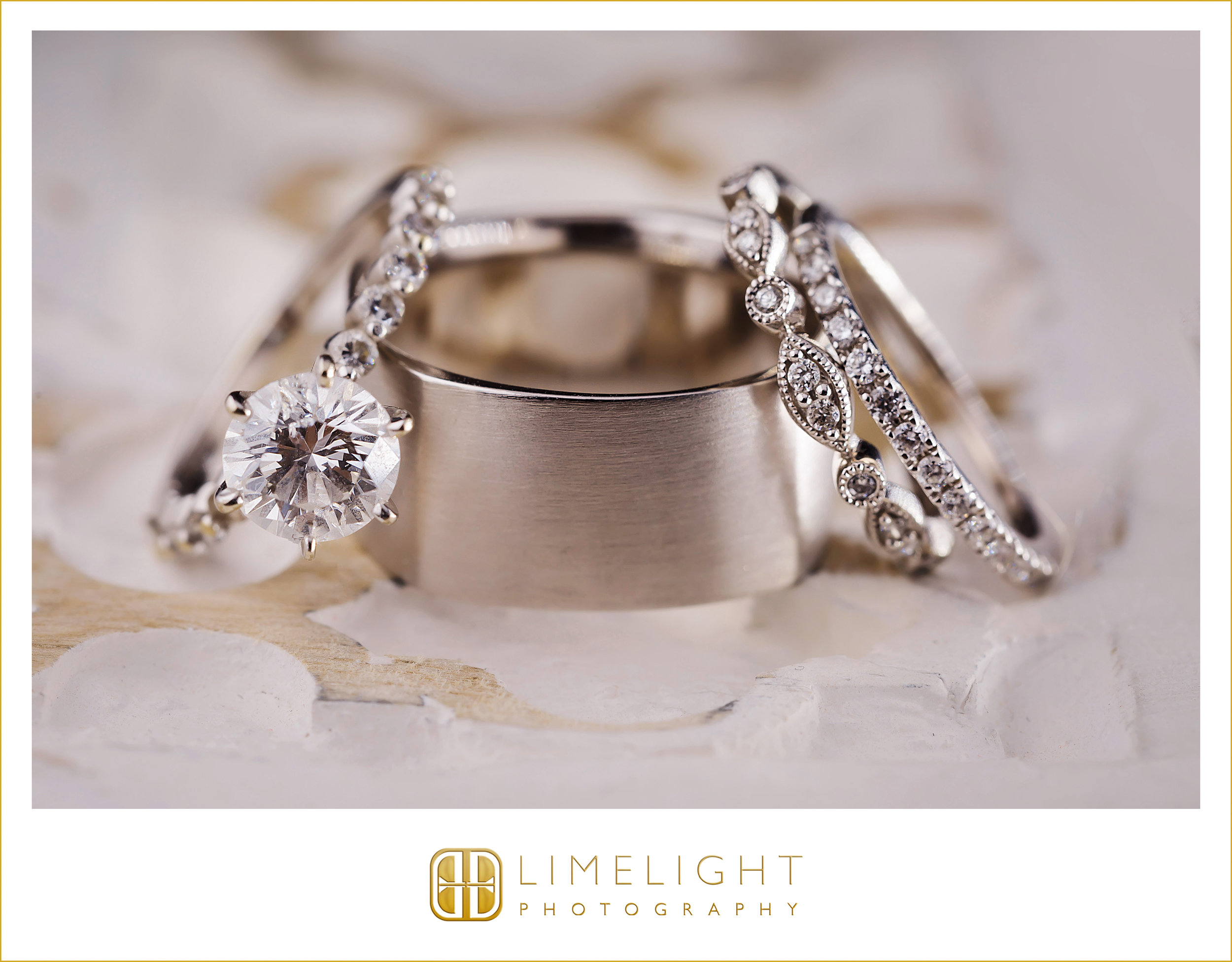 Rings | Mr. & Mrs. | Wedding