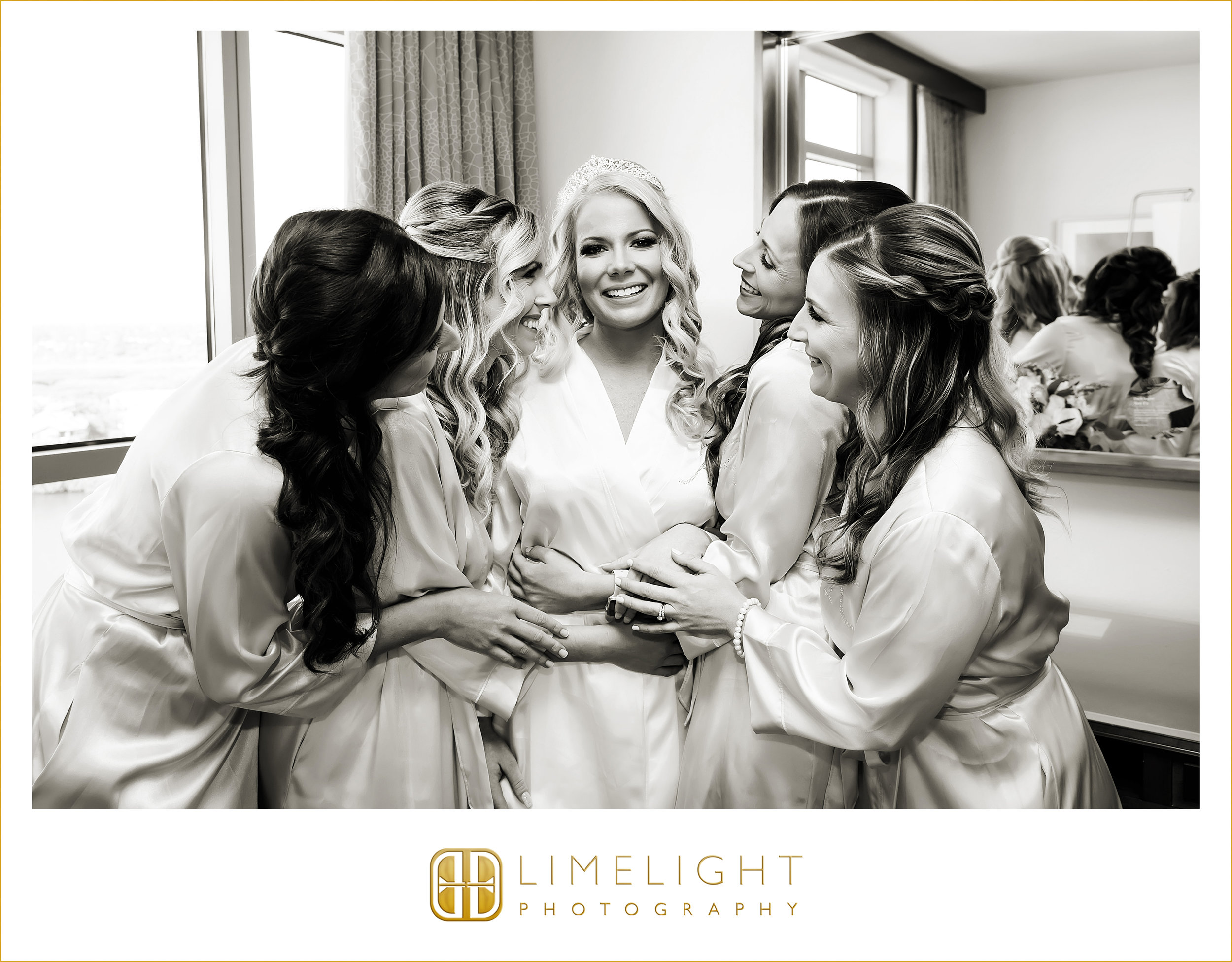 Bridal Party | Portrait | Wedding