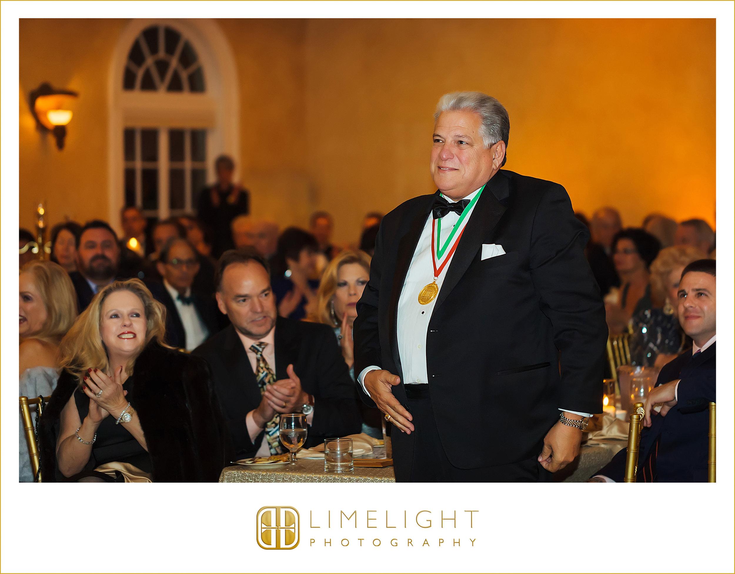 The Italian Club | Speaker | Celebration