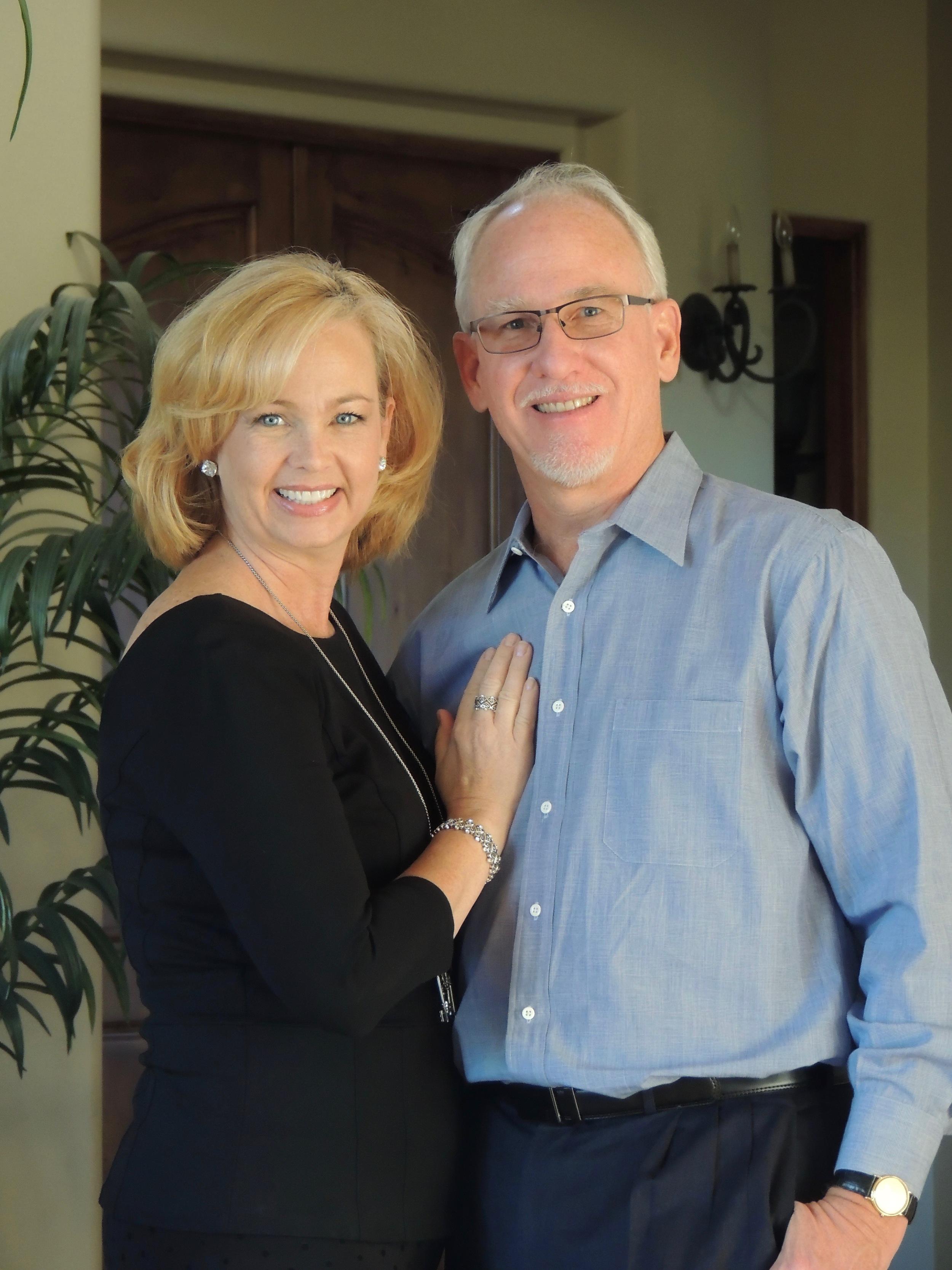 Chrissy & Steven Stone