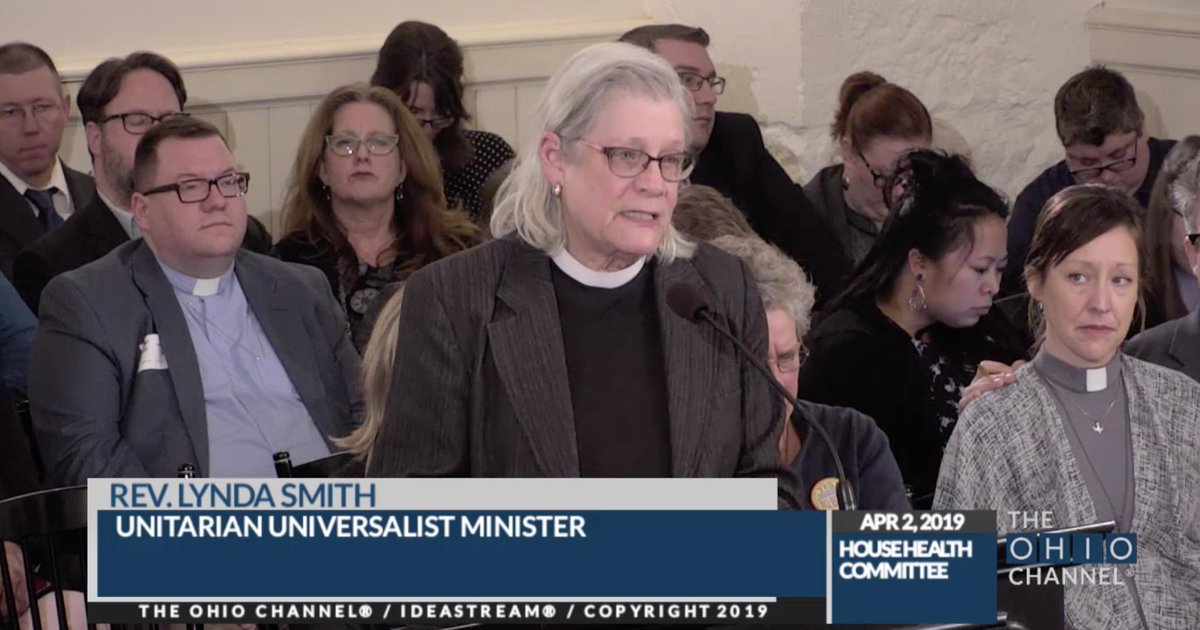 REV. LYNDA SMITH:    Why the Six-Week Abortion Ban is Cruel and Heartless