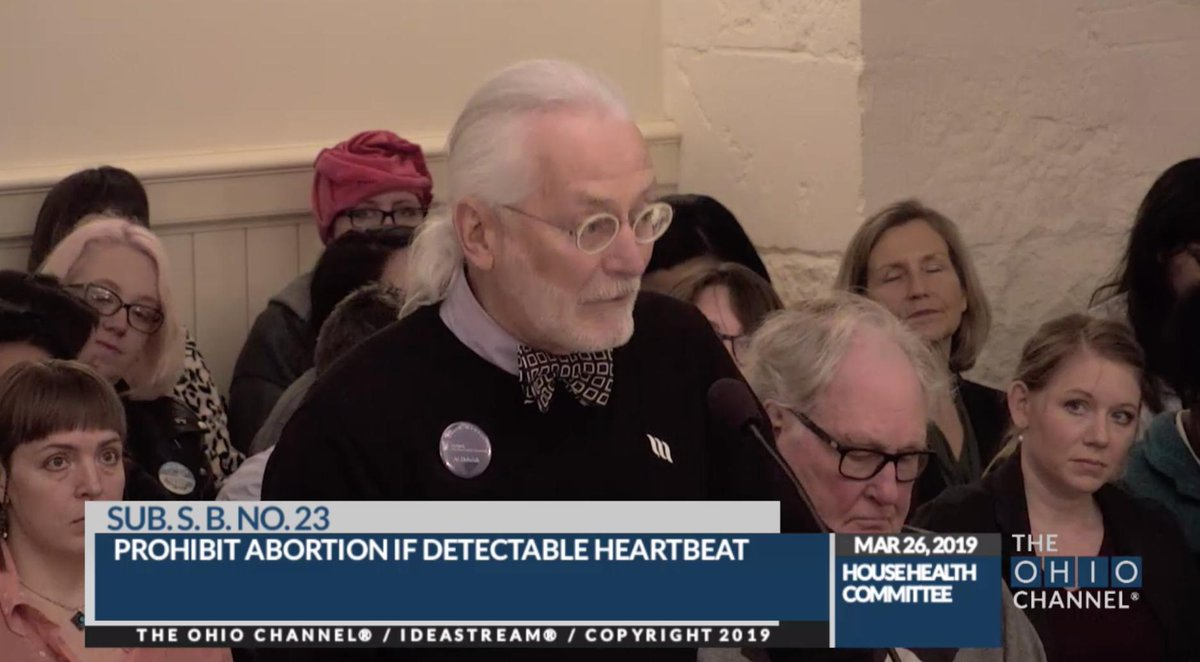 PASTOR AL DEBELAK:    Reading Between the Lines of the Six-Week Abortion Ban