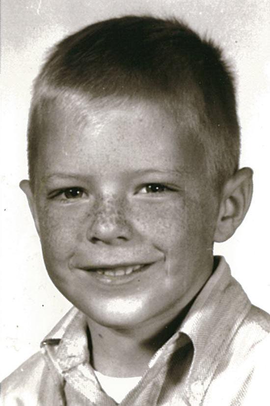 A young Robert