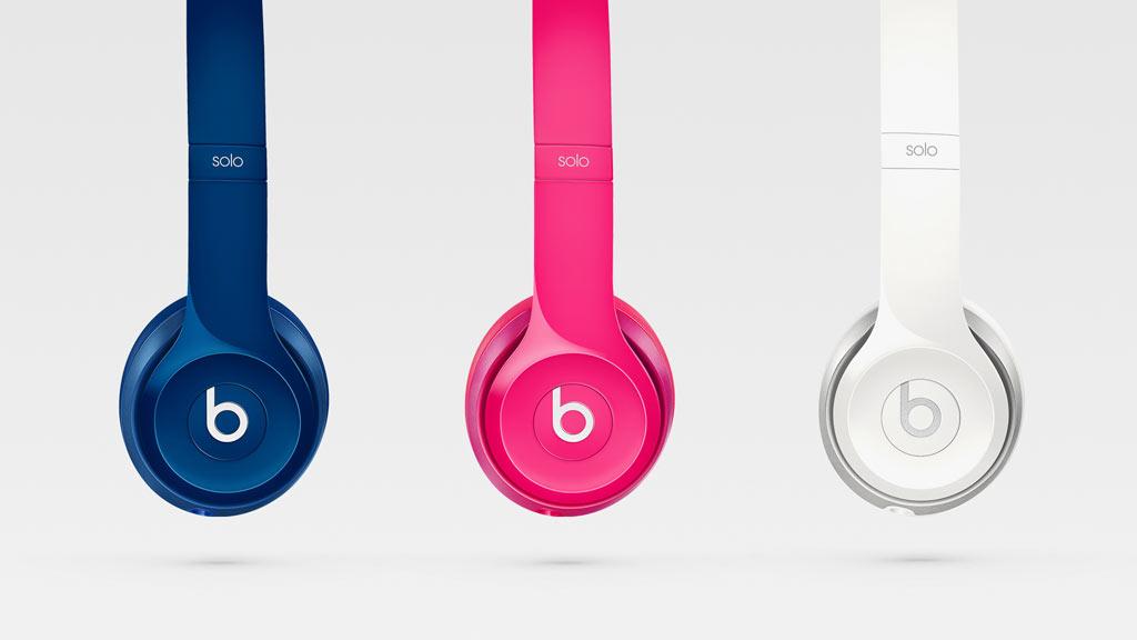 The now ubiquitous Beats by Dre headphones