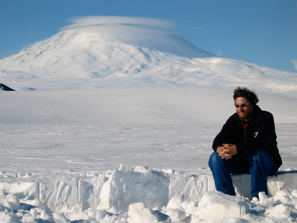 David in the arctic