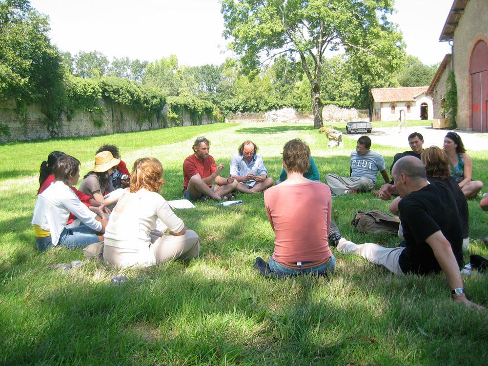 Domaine de Boisbuchet workshop