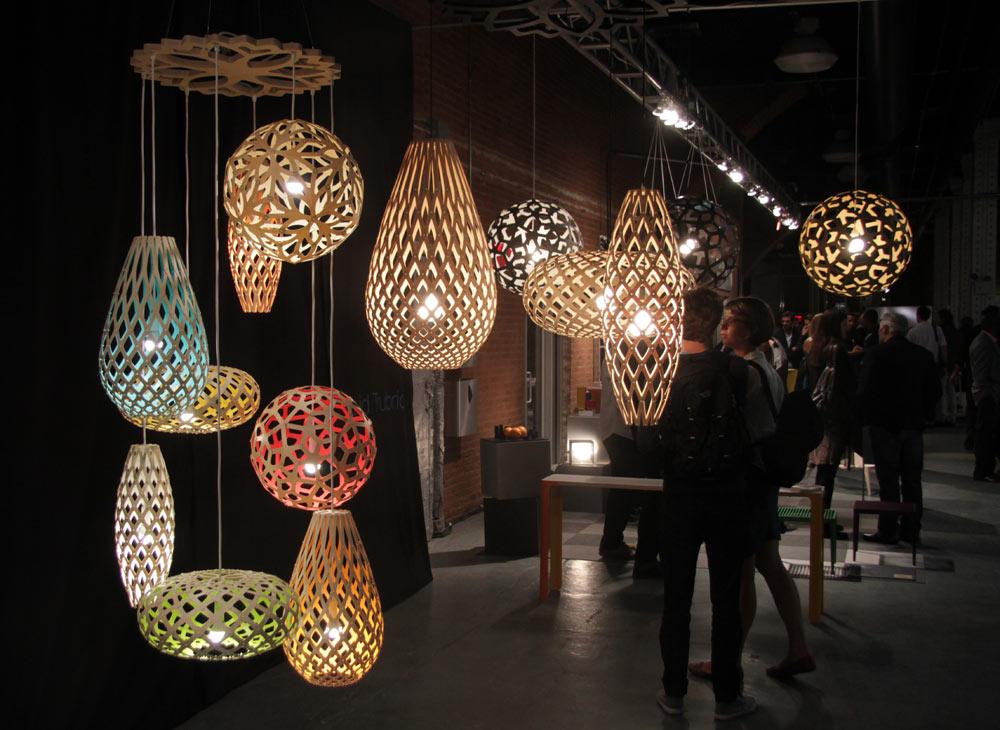David's renown lighting designs