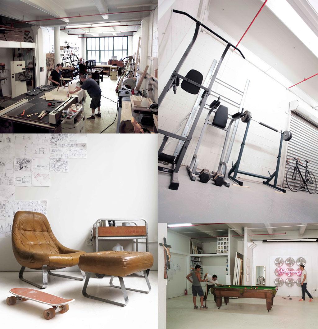 Snaps from Studio Errazuriz