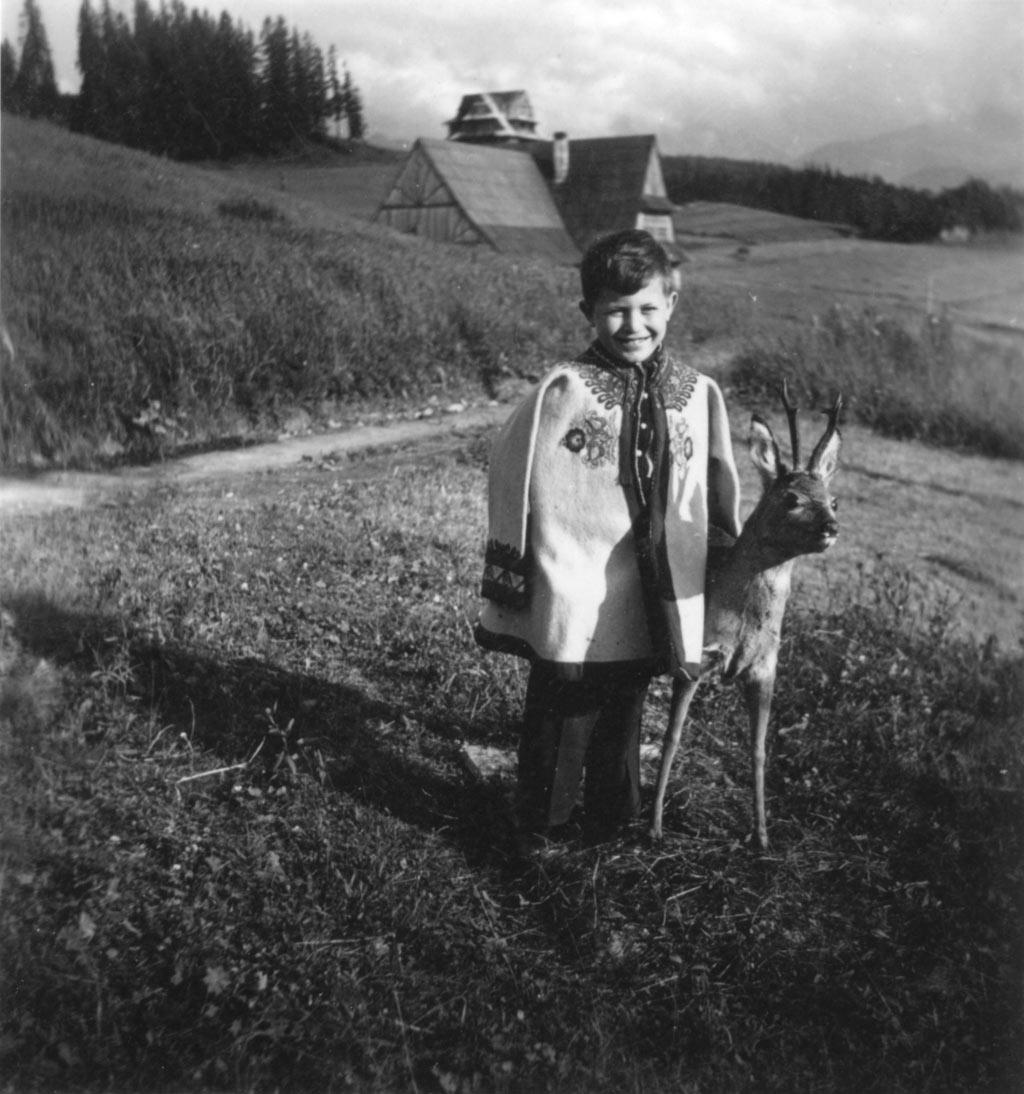 Daniel in Poland, 1954