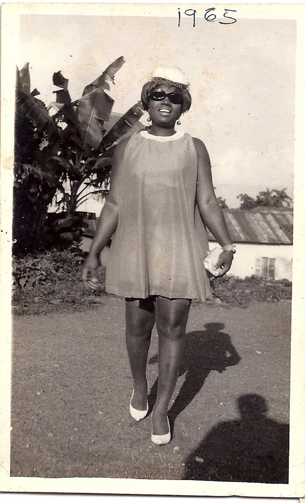 Mimi's mother