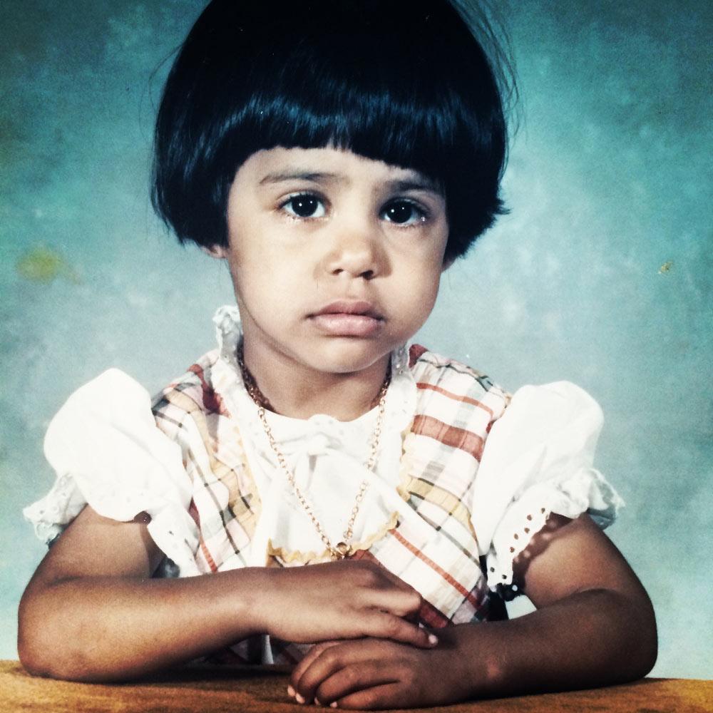 Taniya at 3 years old (awwwwww.....!)