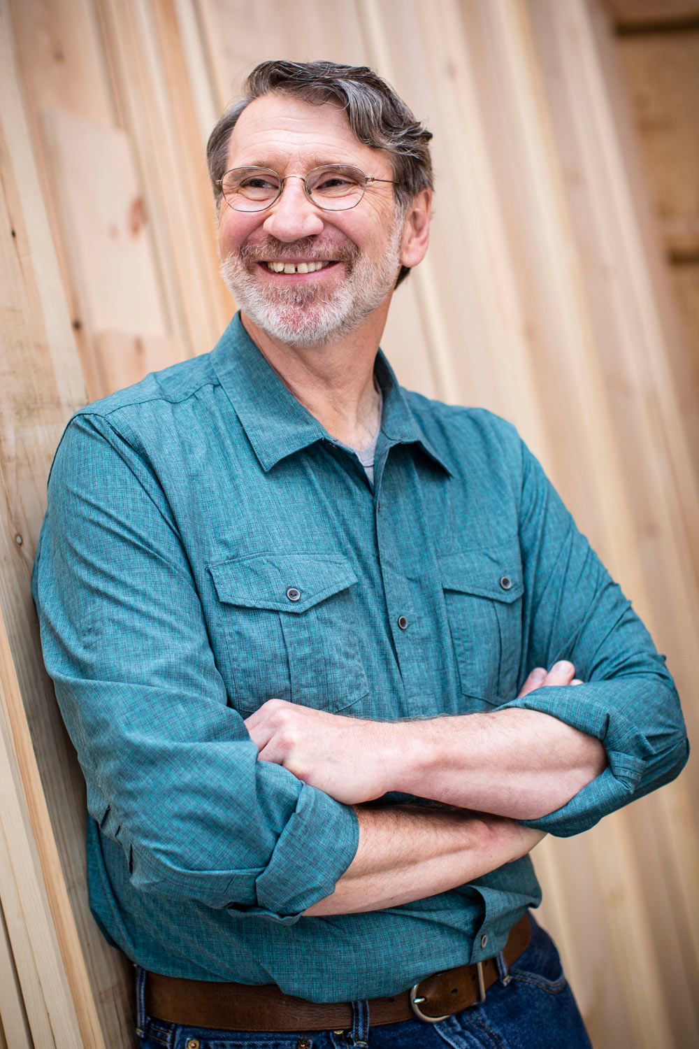 Ep. 28: Norm Abram — Clever: A Podcast About Design