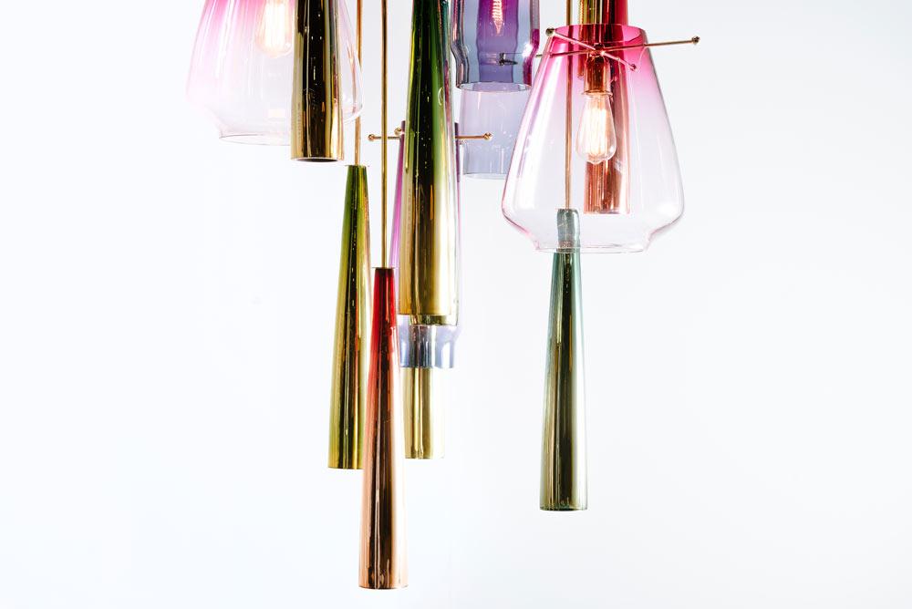 Amen&Amen Jadis chandelier